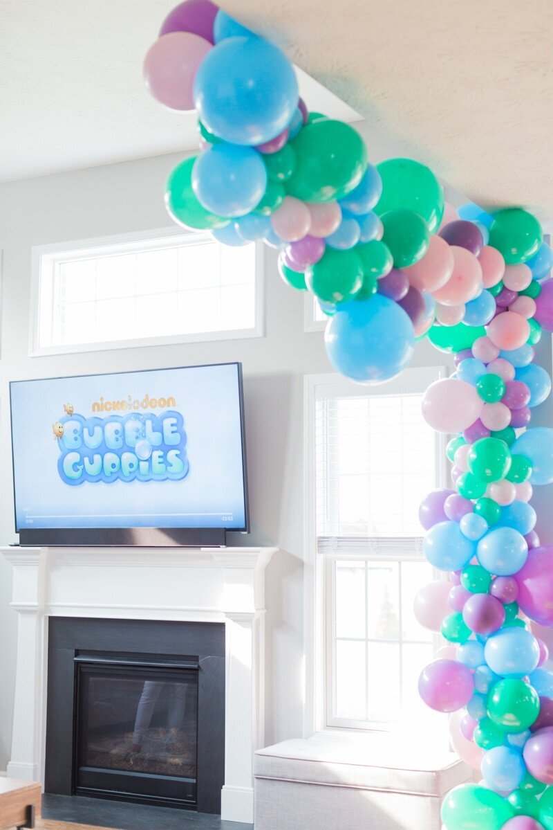 Bubble Guppies Theme Birthday Indianapolis Party Planner_0044