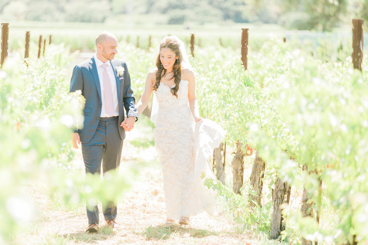Brix Private Napa Wedding Vineyard