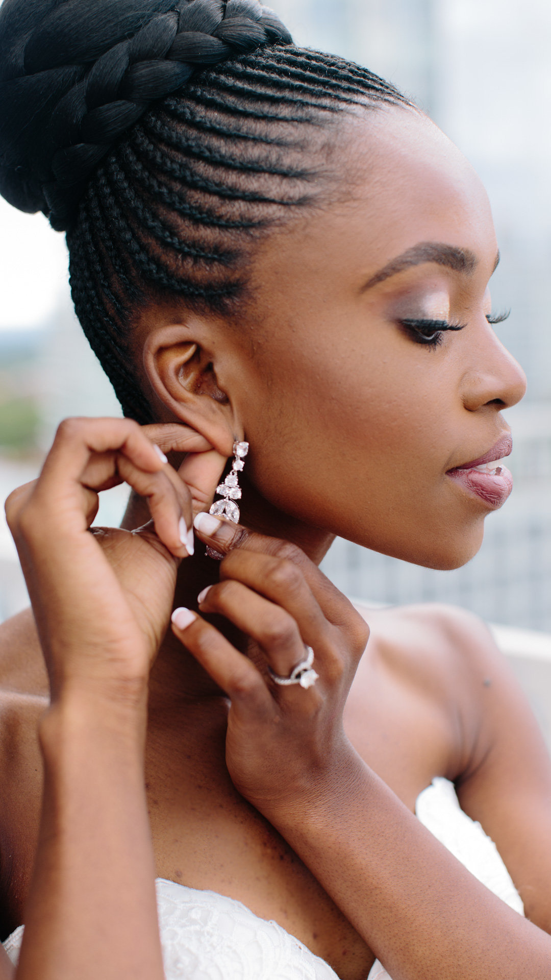 Atlanta black bride jewelry