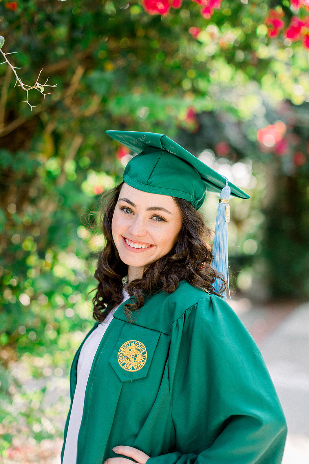 Cassidy Nathanson USF Tampa Senior Portrait Photographer Casie Marie Photography-119