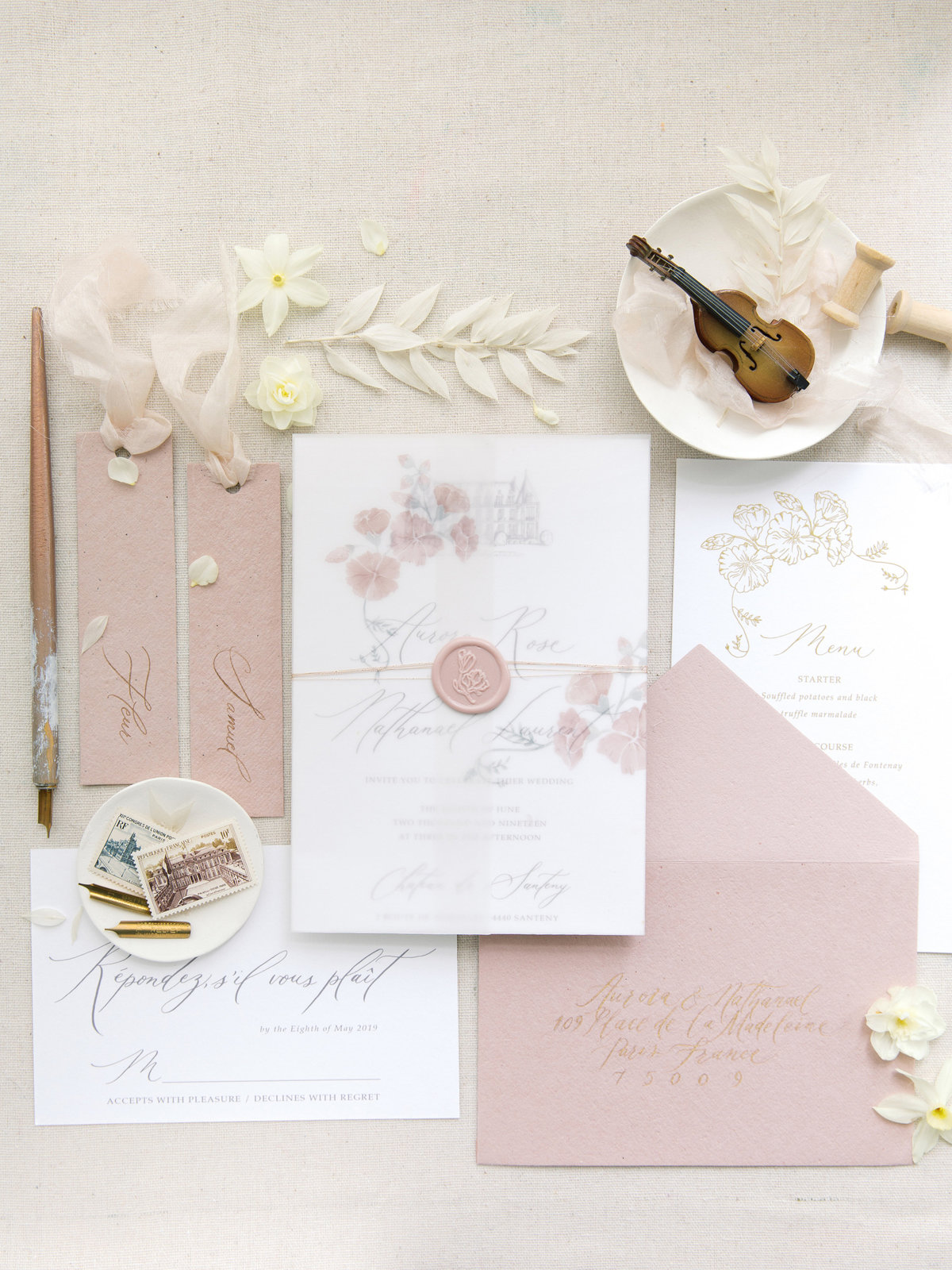Luxurious french chateau wedding amelia soegijono0003