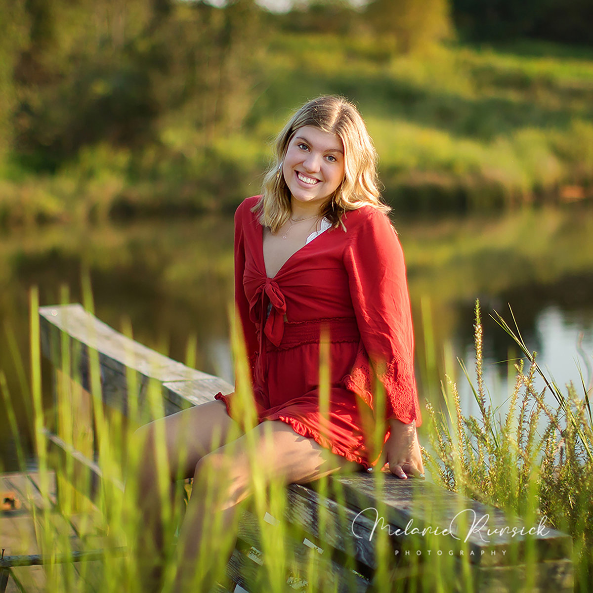 Memphis Senior Photographer Melanie Runsick Photography