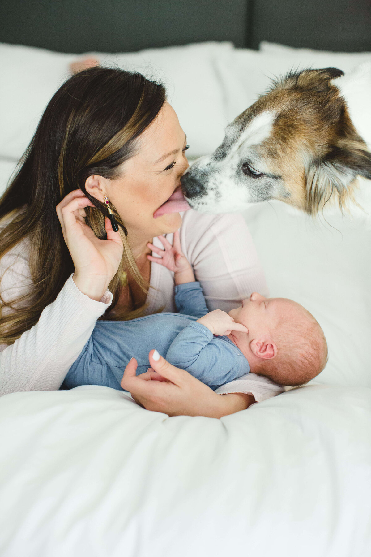 Savannah newborn session - Izzy and Co.