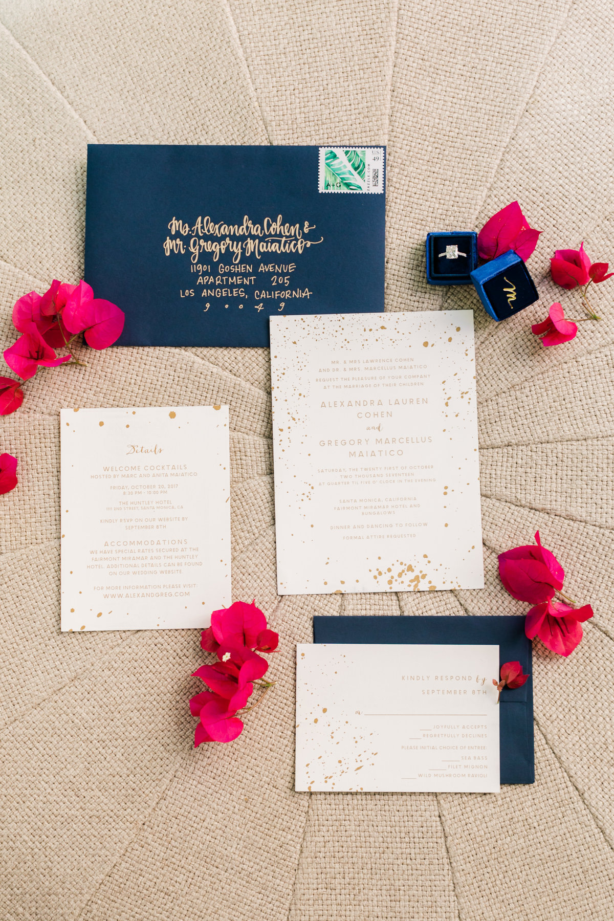 Tropical_Modern_Fairmont_Santa_Monica_Navy_Pink_Wedding_Valorie_Darling_Photography - 2 of 146