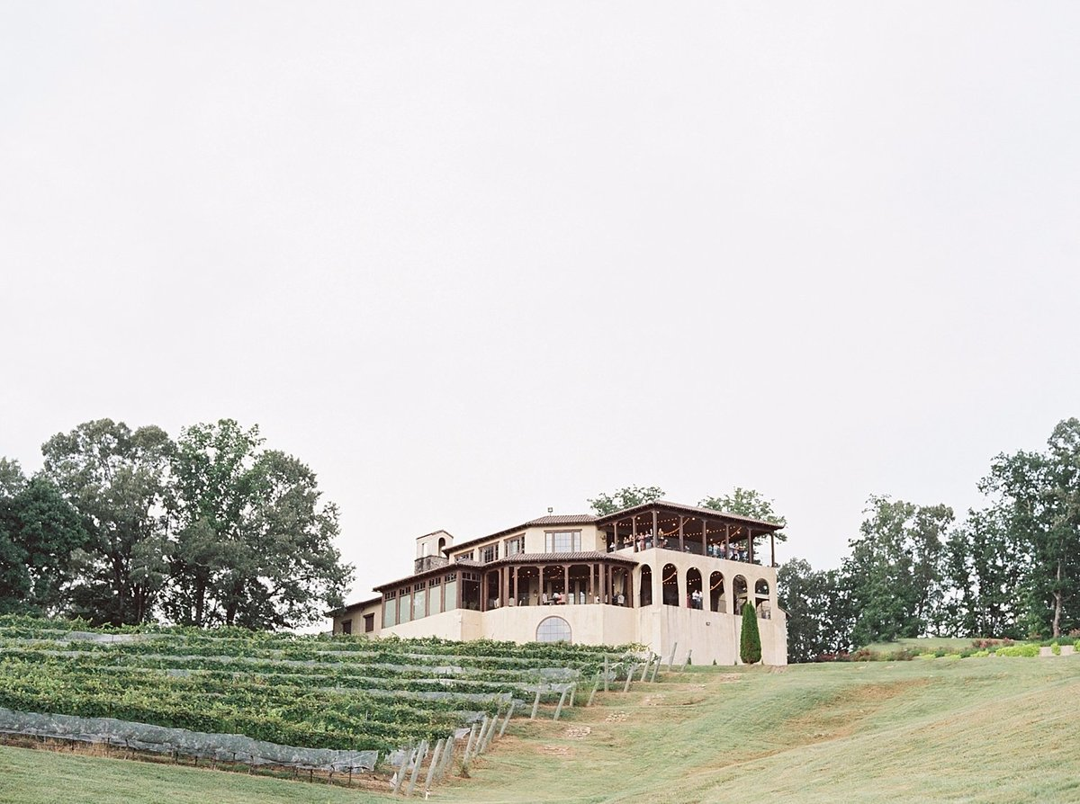 Montaluce Winery Wedding Venue