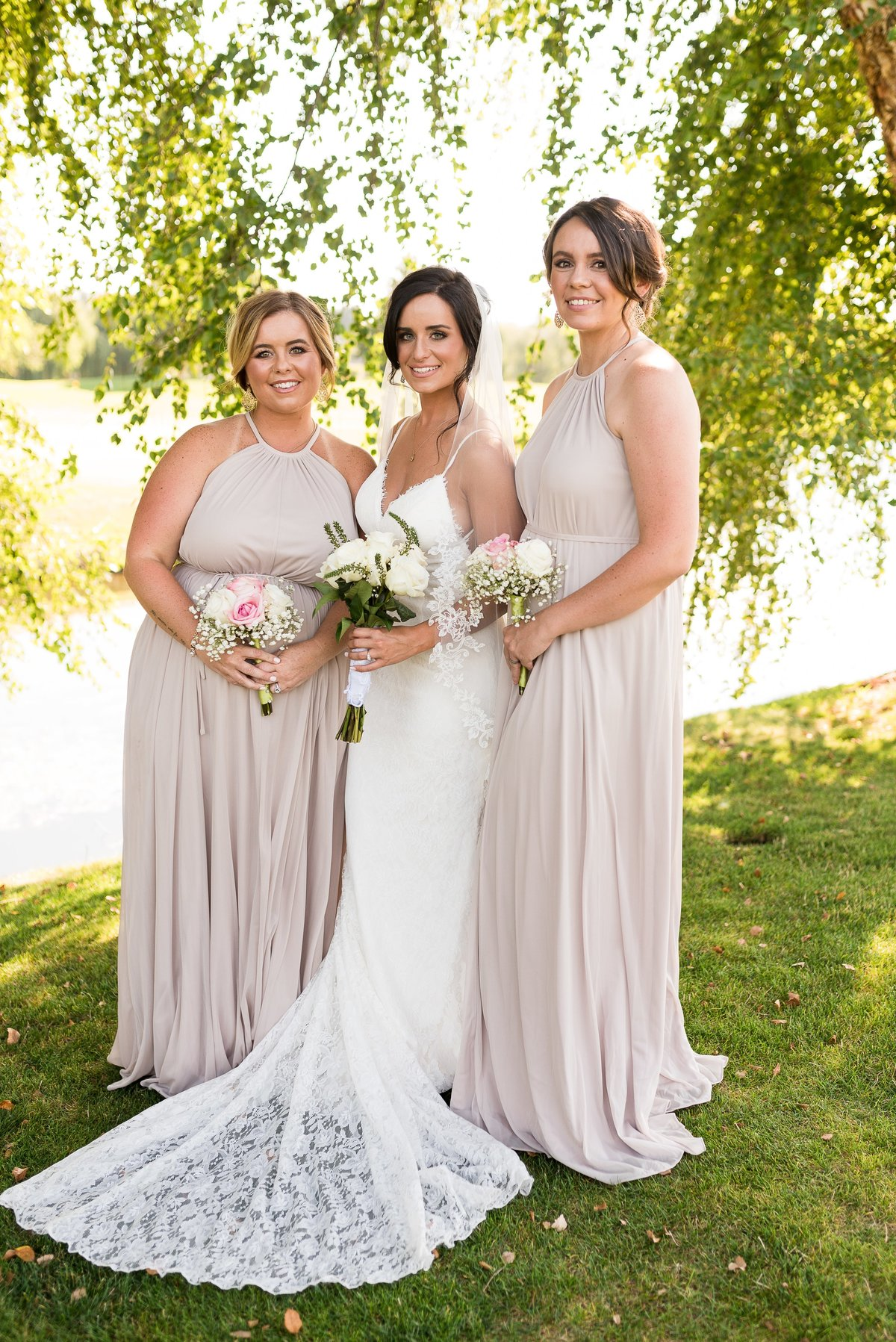 A Summer Banbury Golfcourse Wedding  - 067