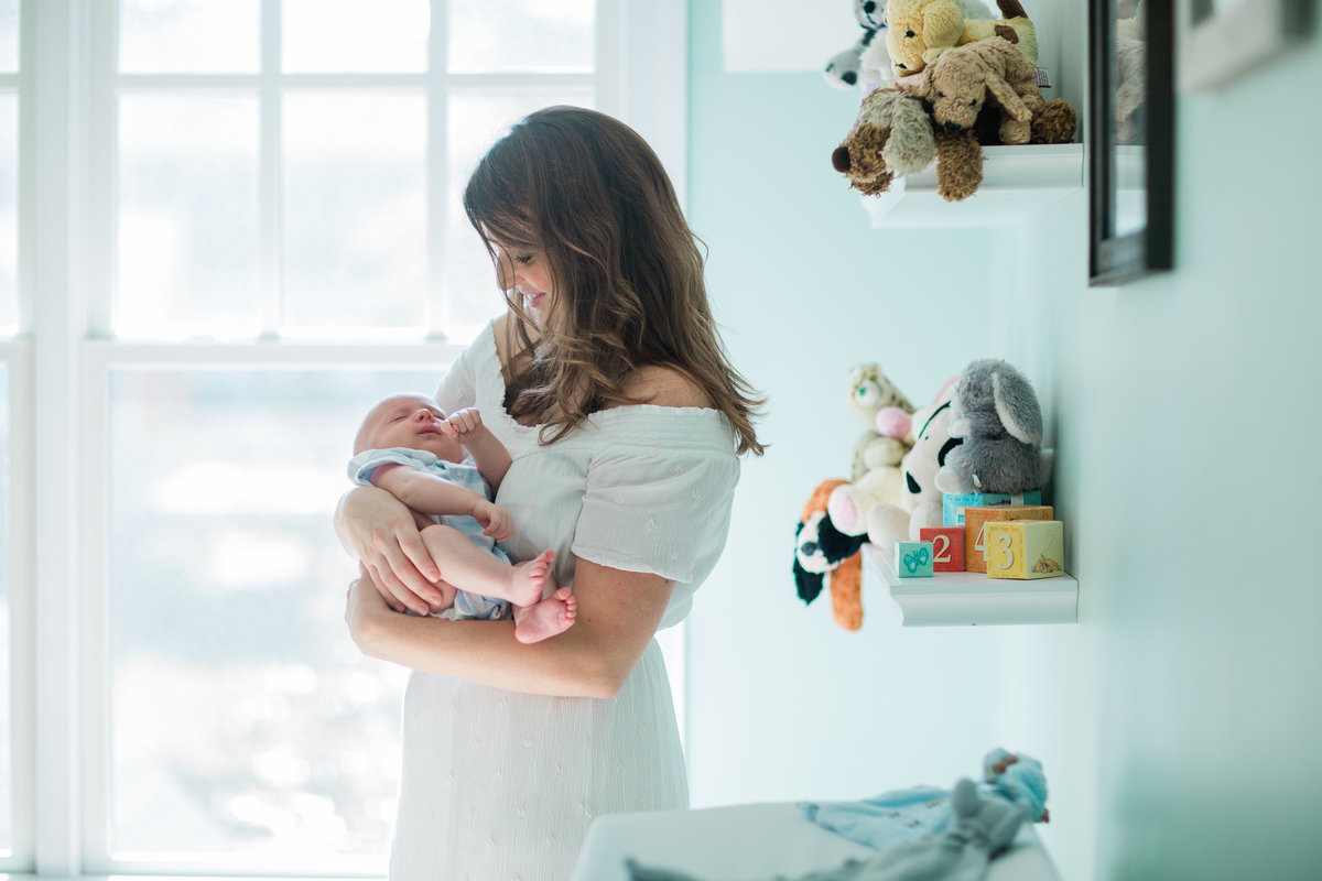 DC/Virginia newborn photographer