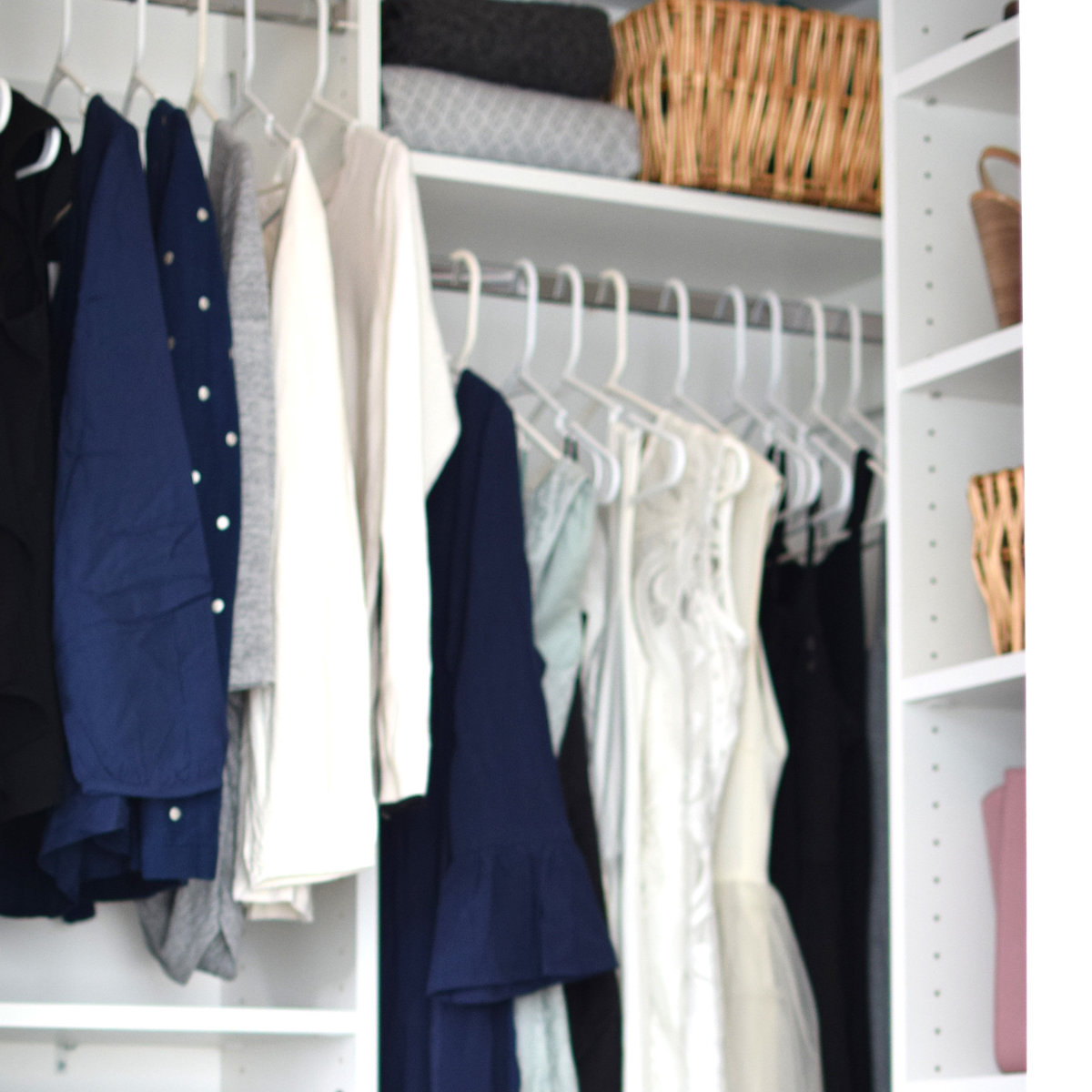 professionally organized closet gallery photo