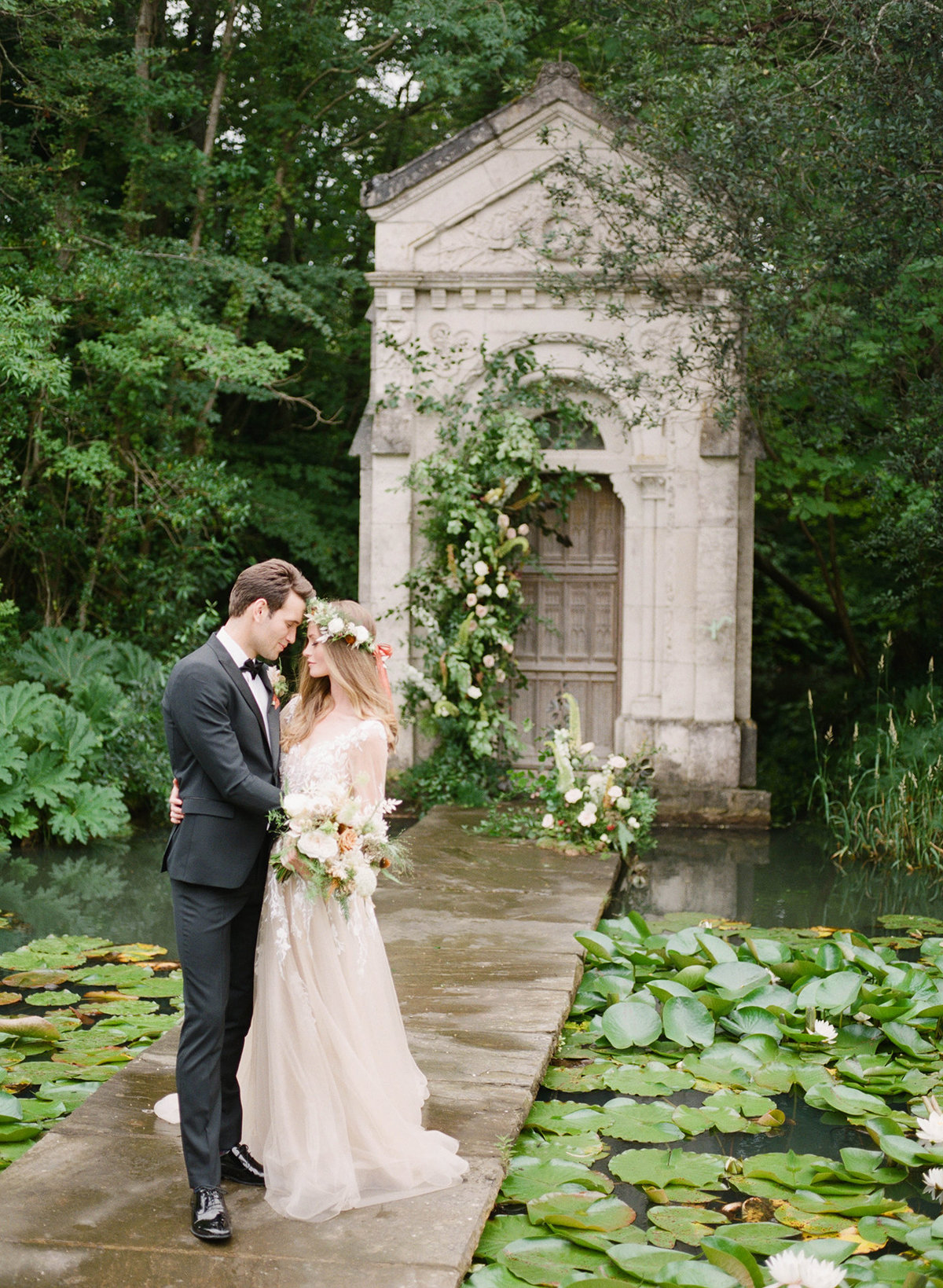 Destination Wedding Photographer - Ireland Editorial - Cliff at Lyons Kildare Ireland - Sarah Sunstrom Photography - 21