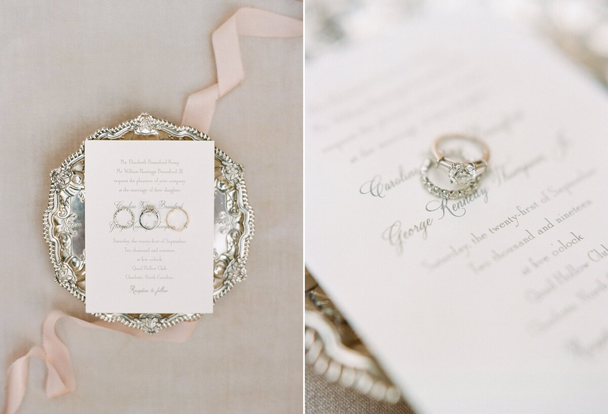 Quail Hollow Country Club Wedding 4
