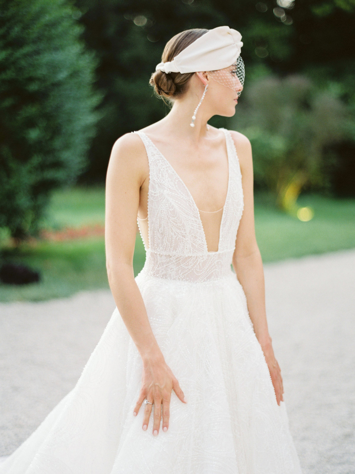 Luxurious french chateau wedding amelia soegijono0040