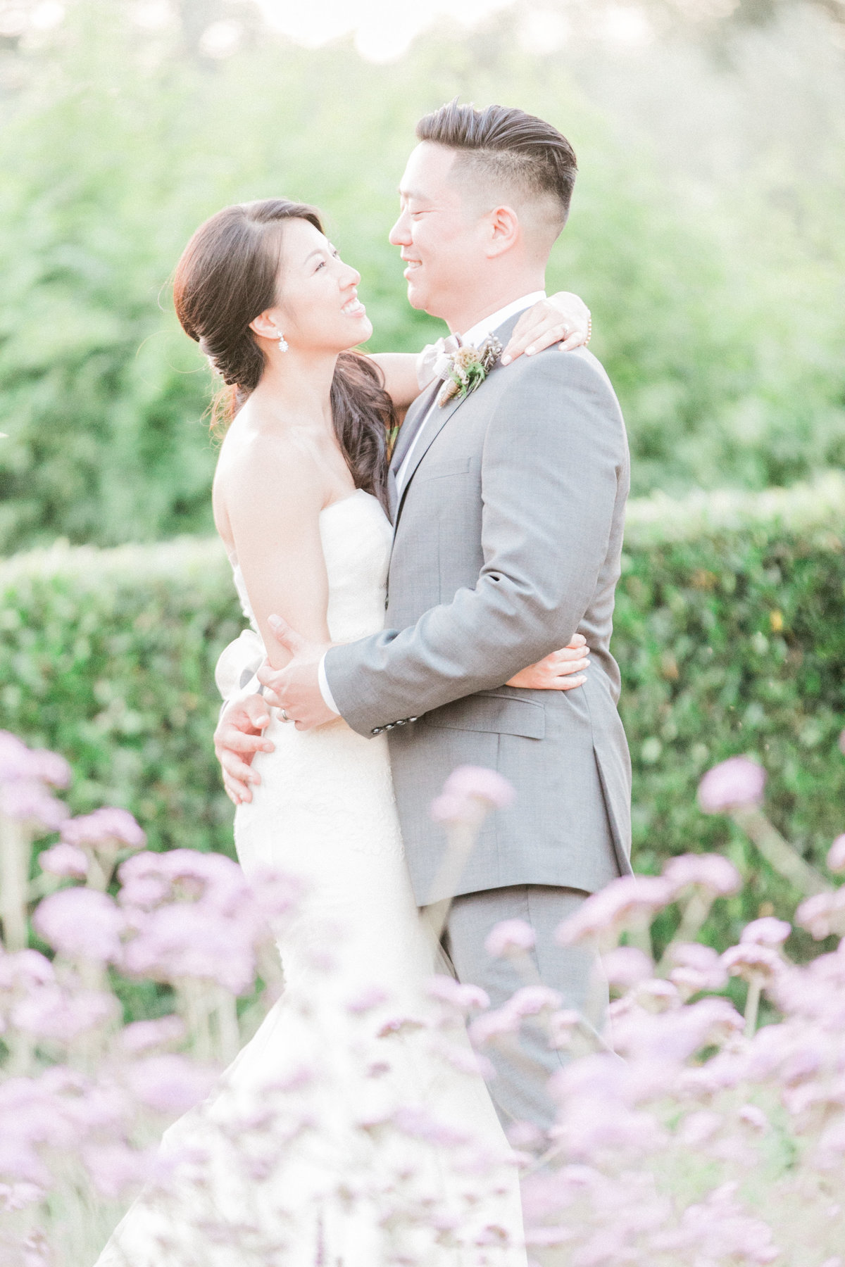 Wine Country Garden Wedding