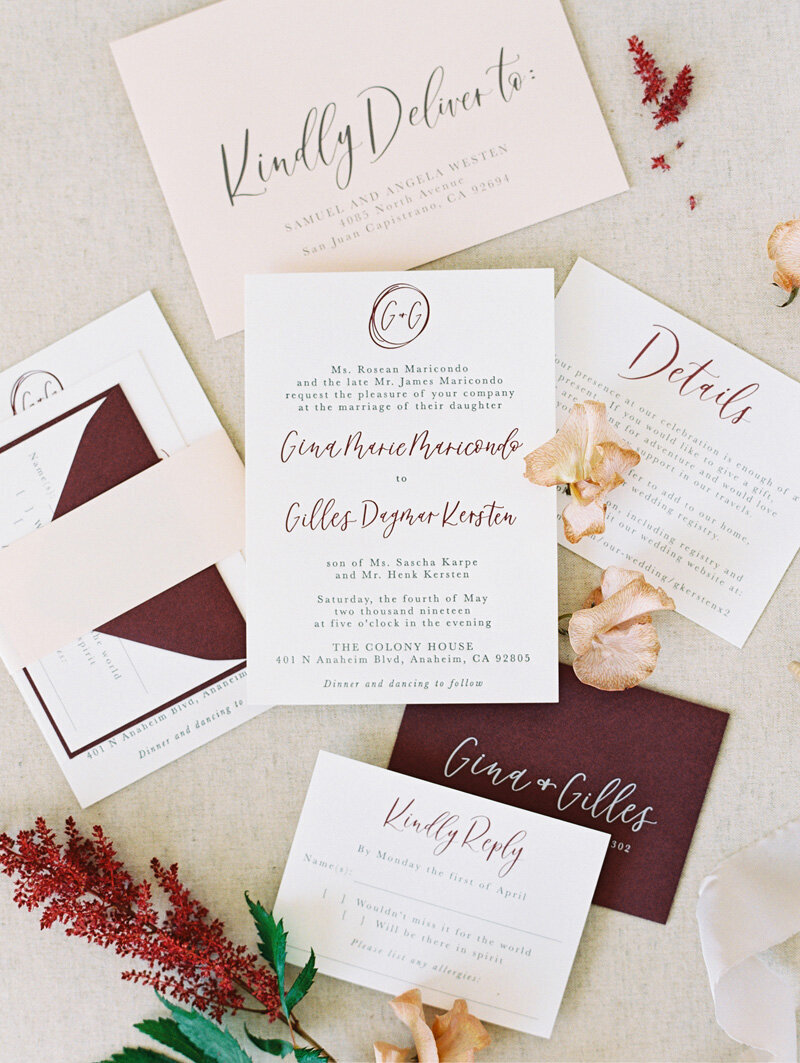 pirouettepaper.com | Wedding Stationery, Signage and Invitations | Pirouette Paper Company | Wedding Invitations | Jordan Galindo Photography _ (56)