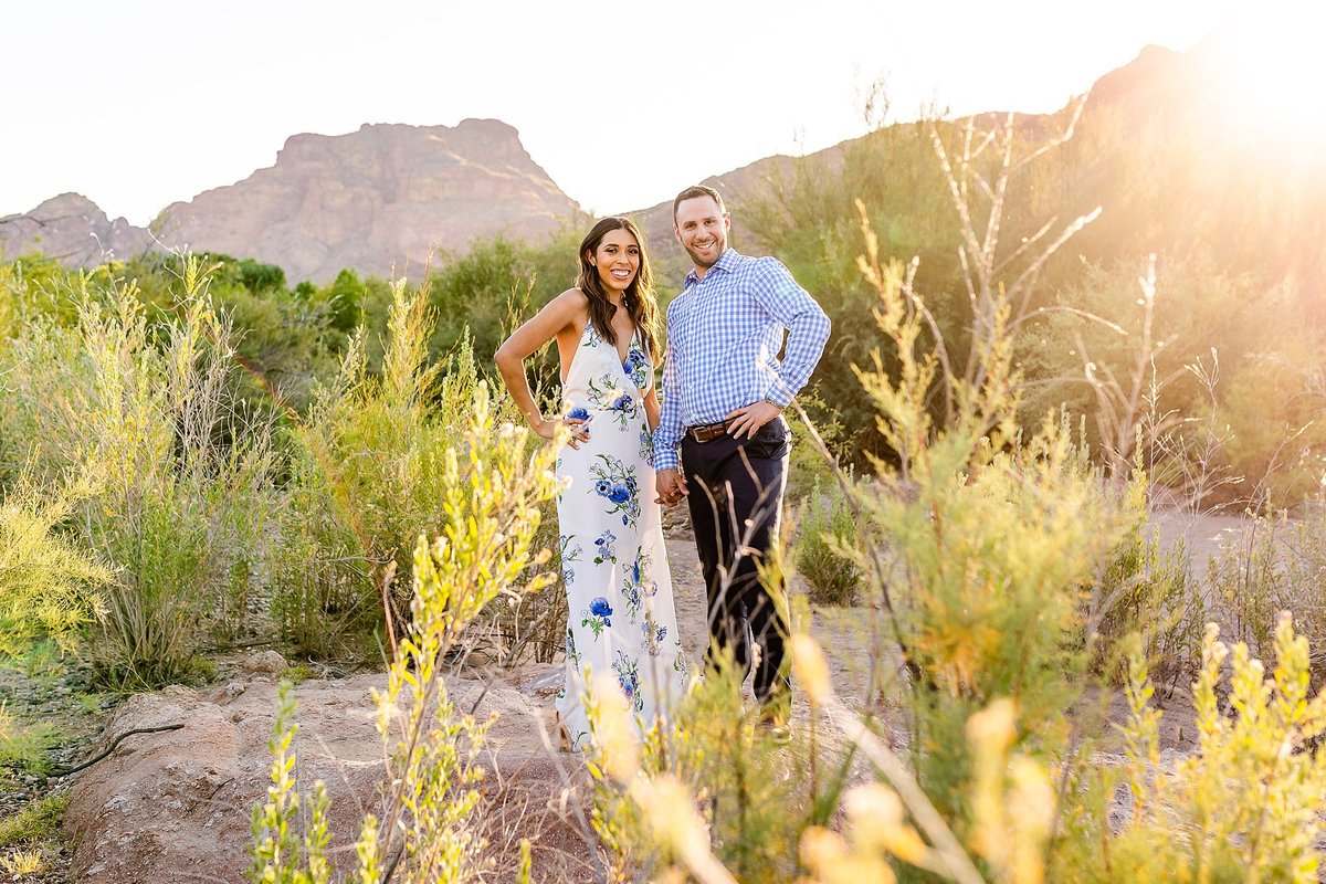 Celina + Colton - Engagement - Salt River Engagement Session-77_Lunabear Studios Portfolio