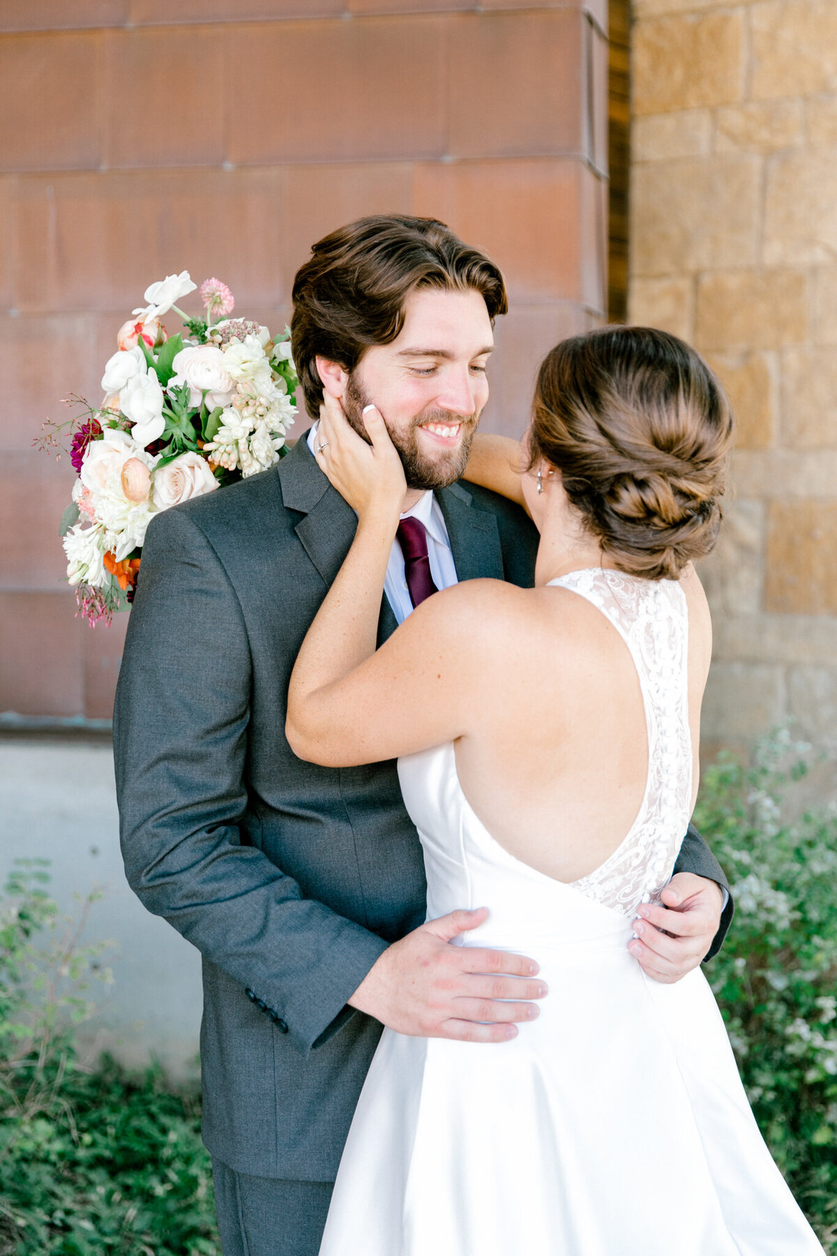 Kaylee & Michael's Wedding at Watermark Community Church | Dallas Wedding Photographer | Sami Kathryn Photography-51