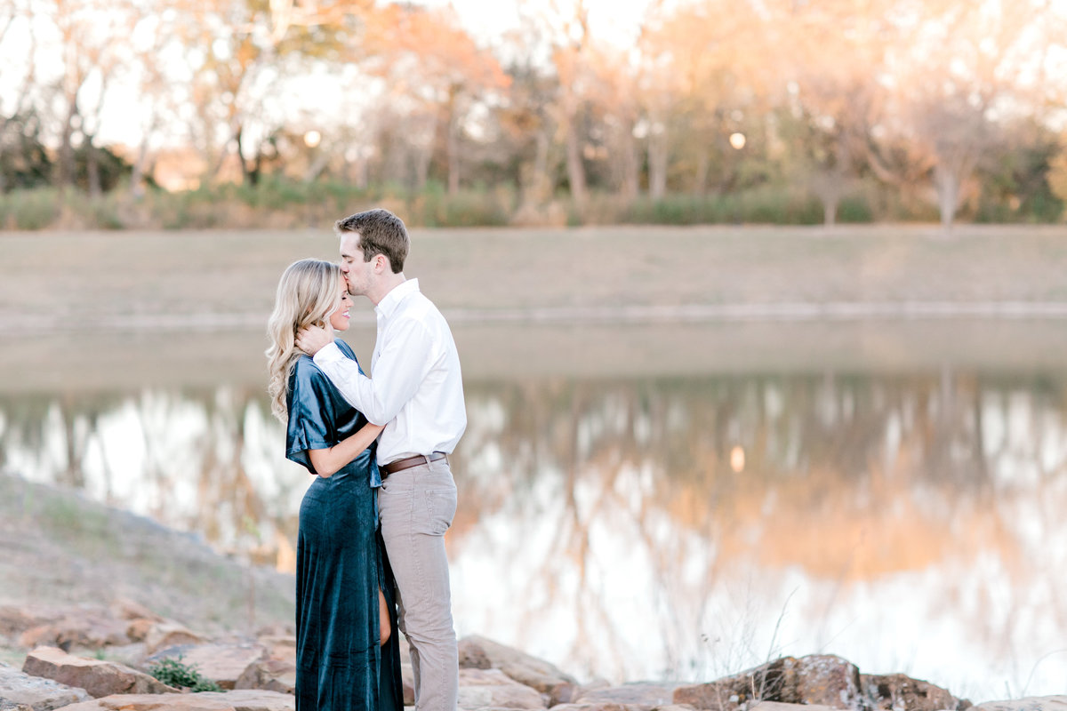 Melanie Foster Photography - Norman Oklahoma Senior and Engagement Photographer - Couple Engagement Photo - 36