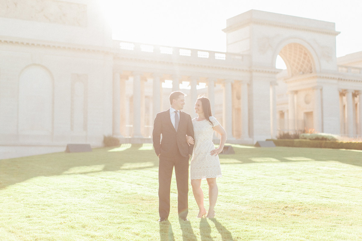Summer in Paris Wedding Inspiration San Francisco