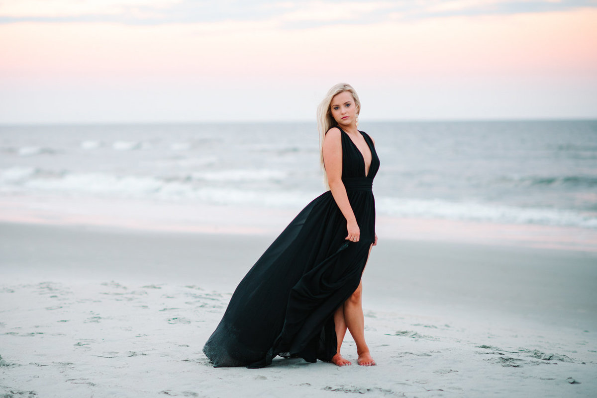 Senior Pictures in Kiawah Island | Senior Photography and Portraits near Charleston-16