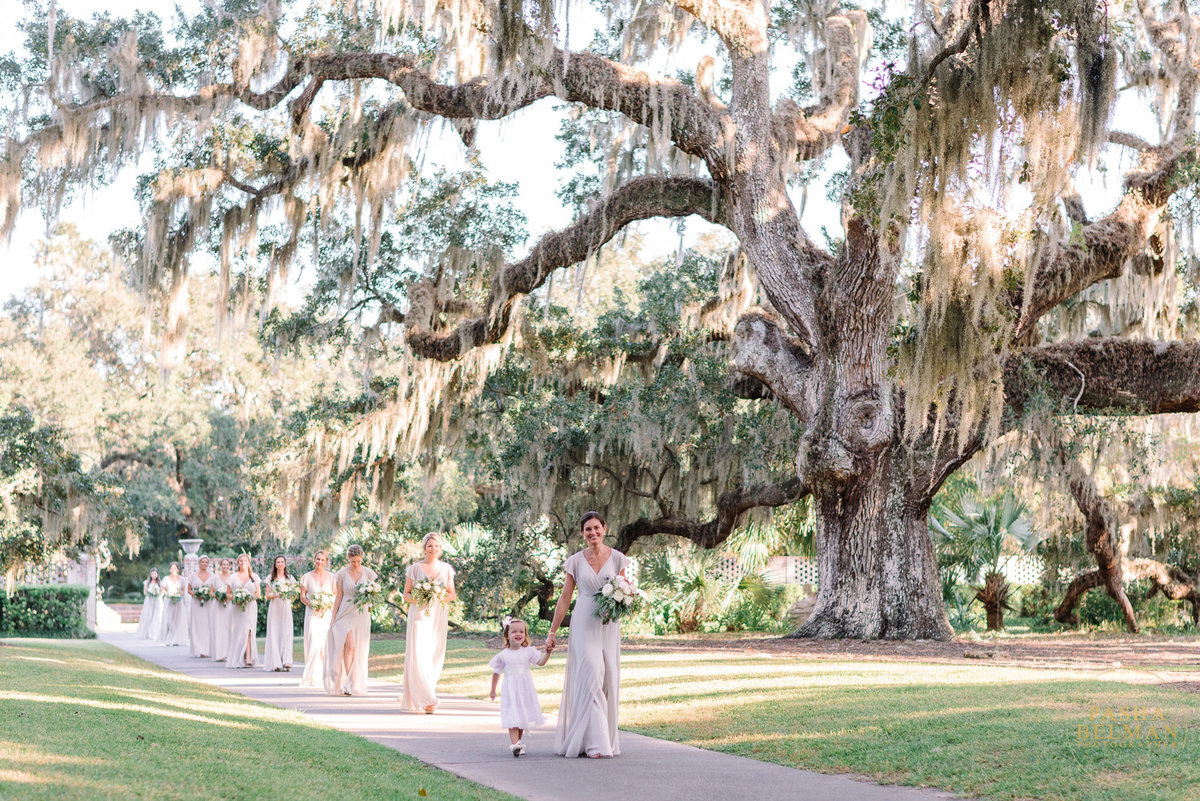 wedding at brookgreen gardens pawleys island sc -25