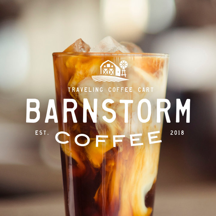 Barn Storm Coffee Square