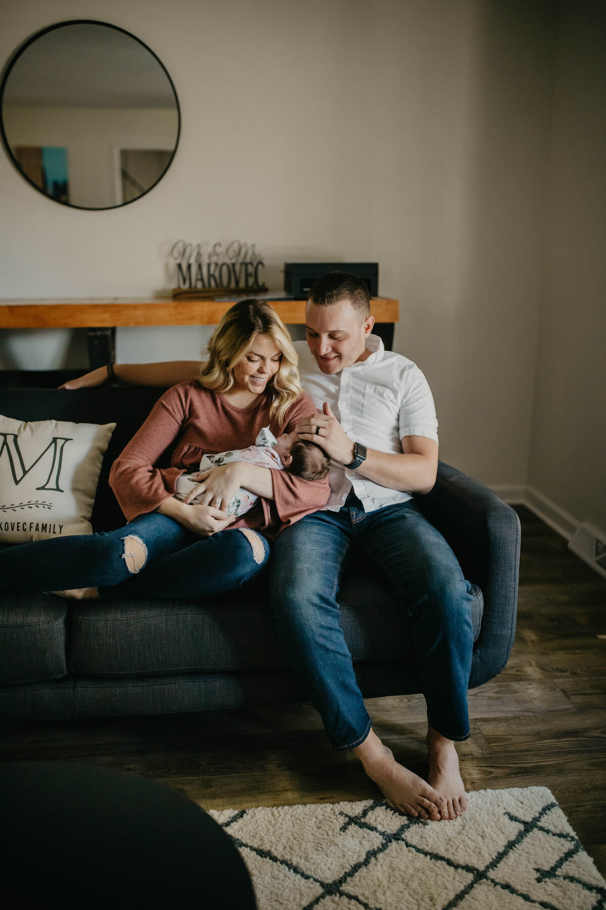 Neborn Photographer Family Photographer Wichita Kansas Hayley Makovec Newborn-Edited-0052