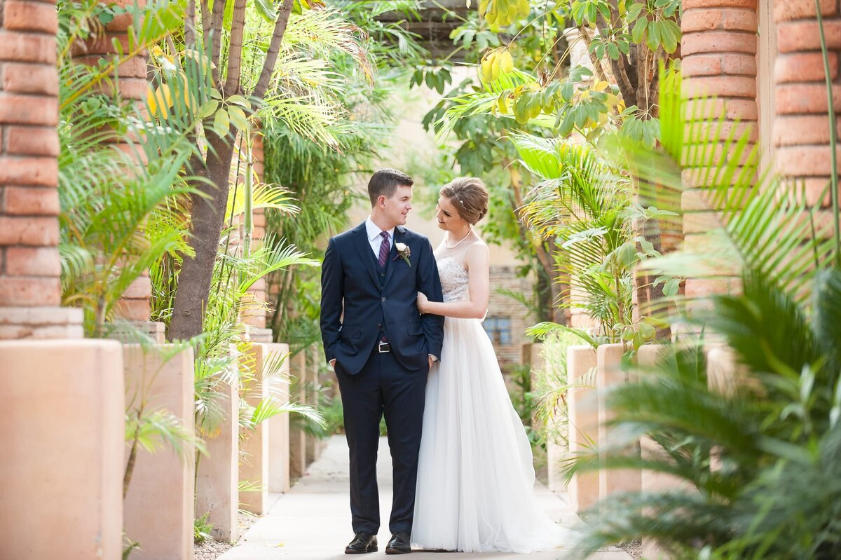 Royal Palms Wedding  Photo by Leslie Ann Photography