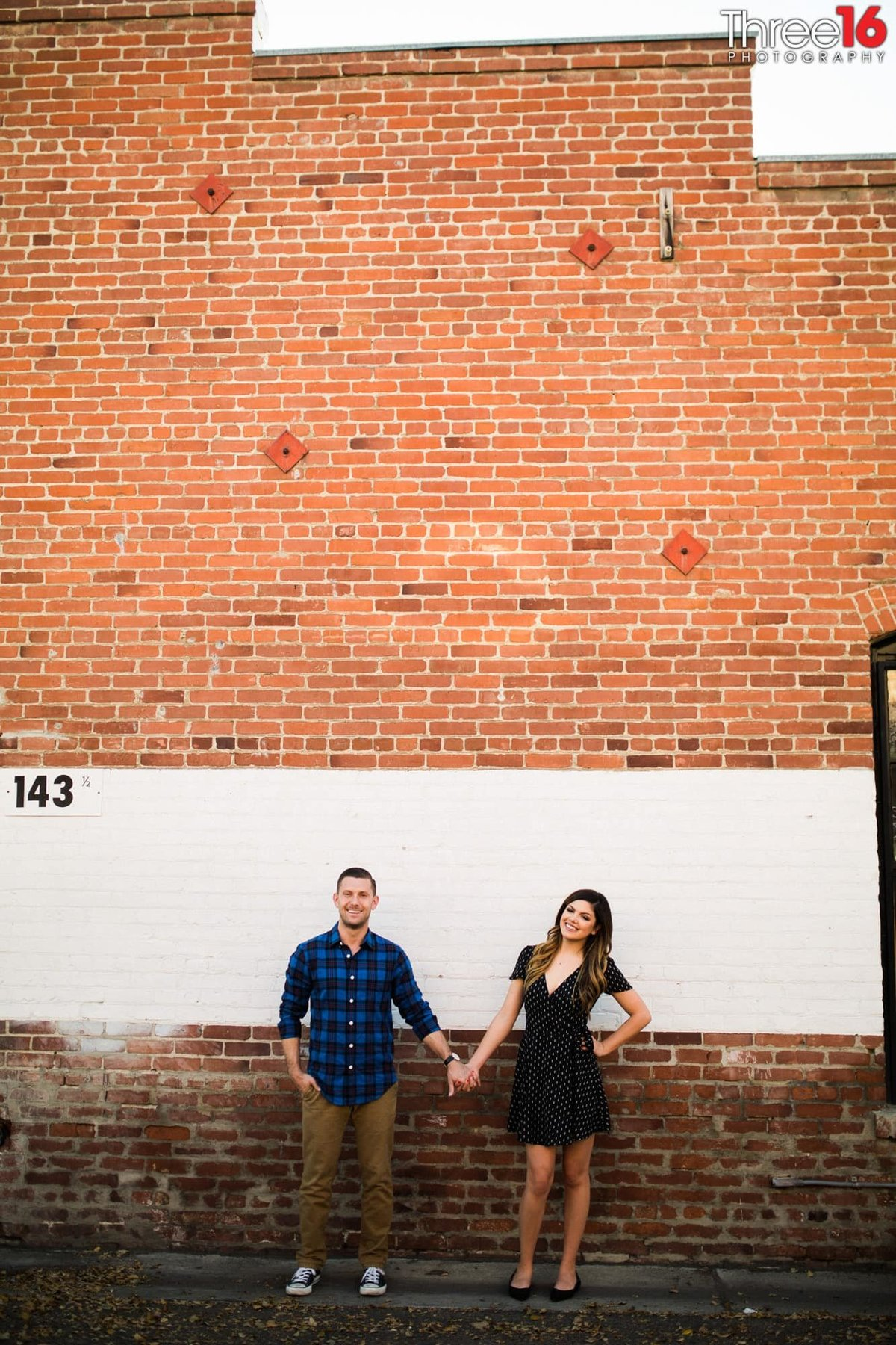 Old Towne Orange Engagment Session