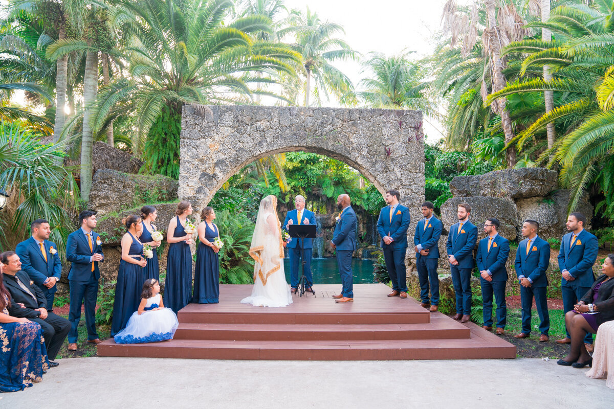 Miami Garden Wedding-Ashley Canay Wedding Photography3