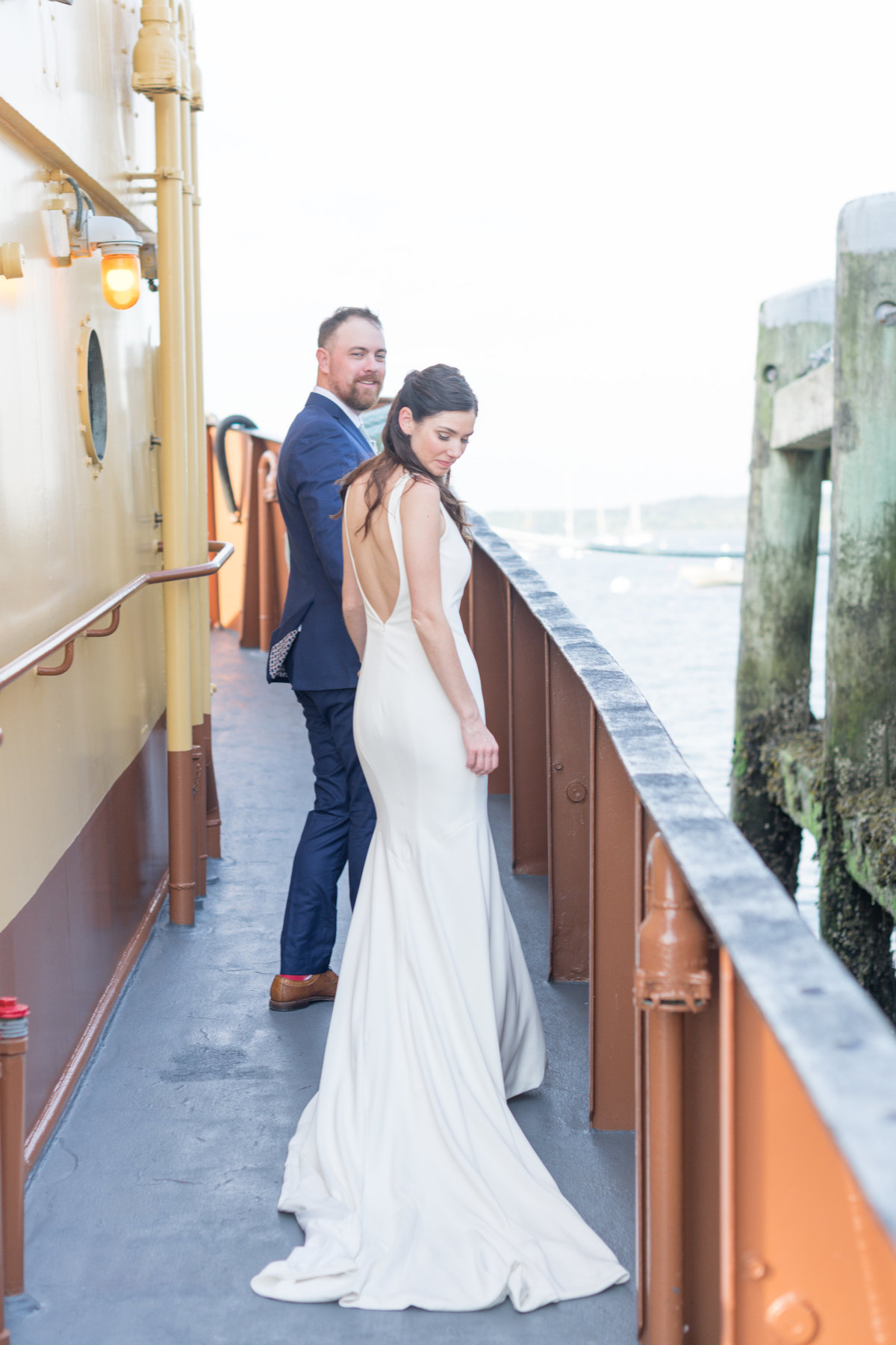 tug boat Castine Maine Wedding (9 of 1)