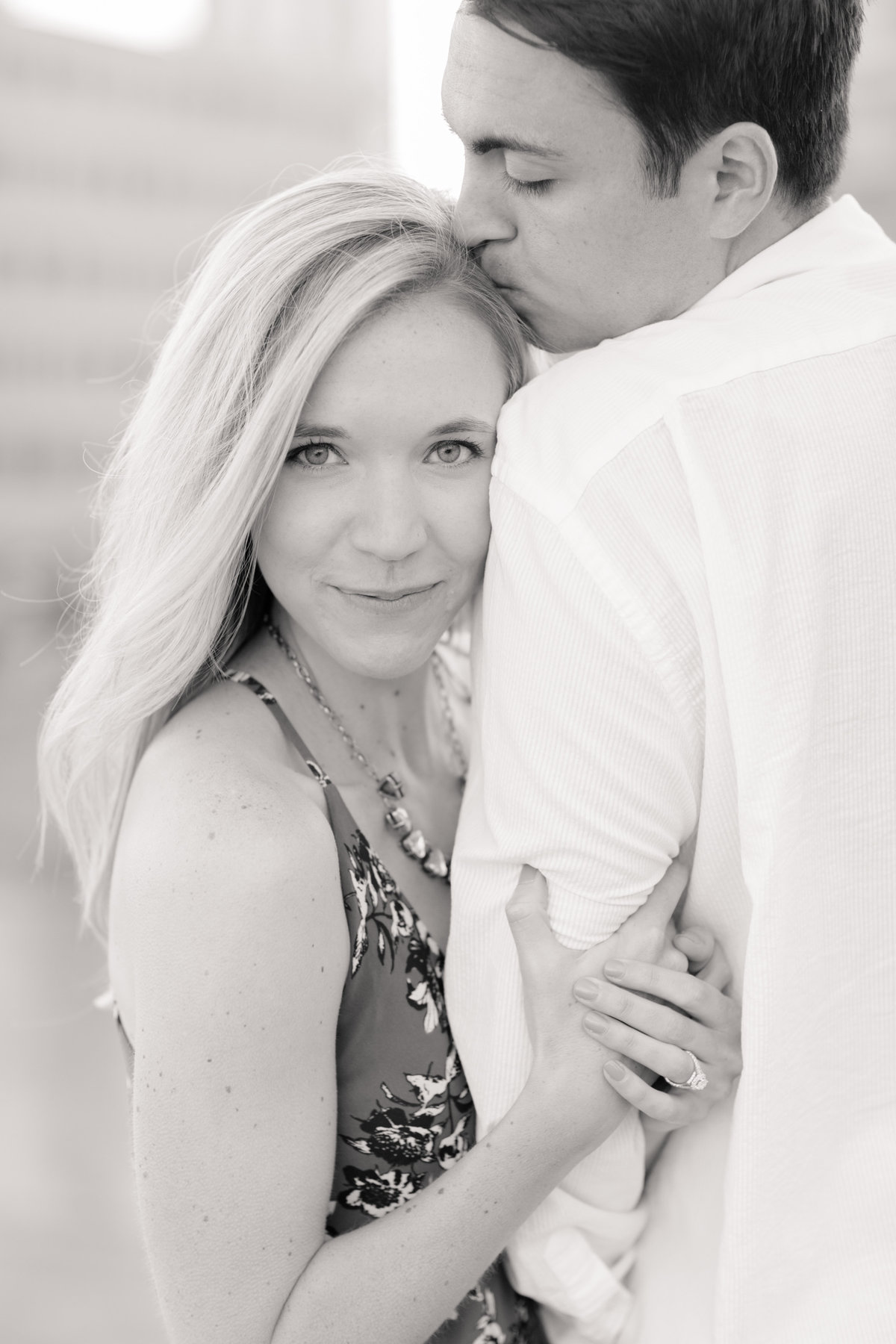 Indianapolis War Memorial Downtown Engagement Session Sunrise Sami Renee Photography-27