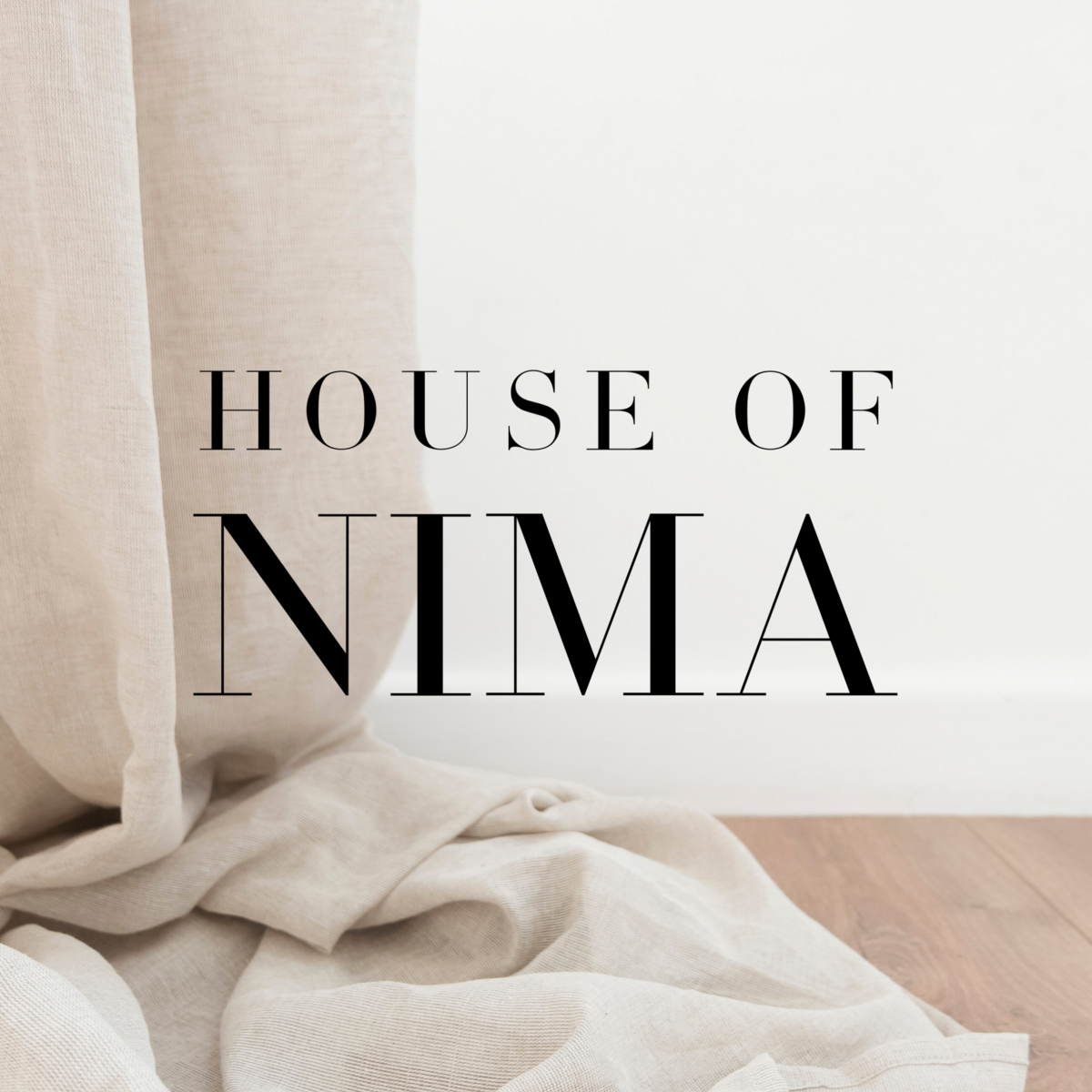 HOUSE OF NIMA ALT LOGO APPLICATION 1
