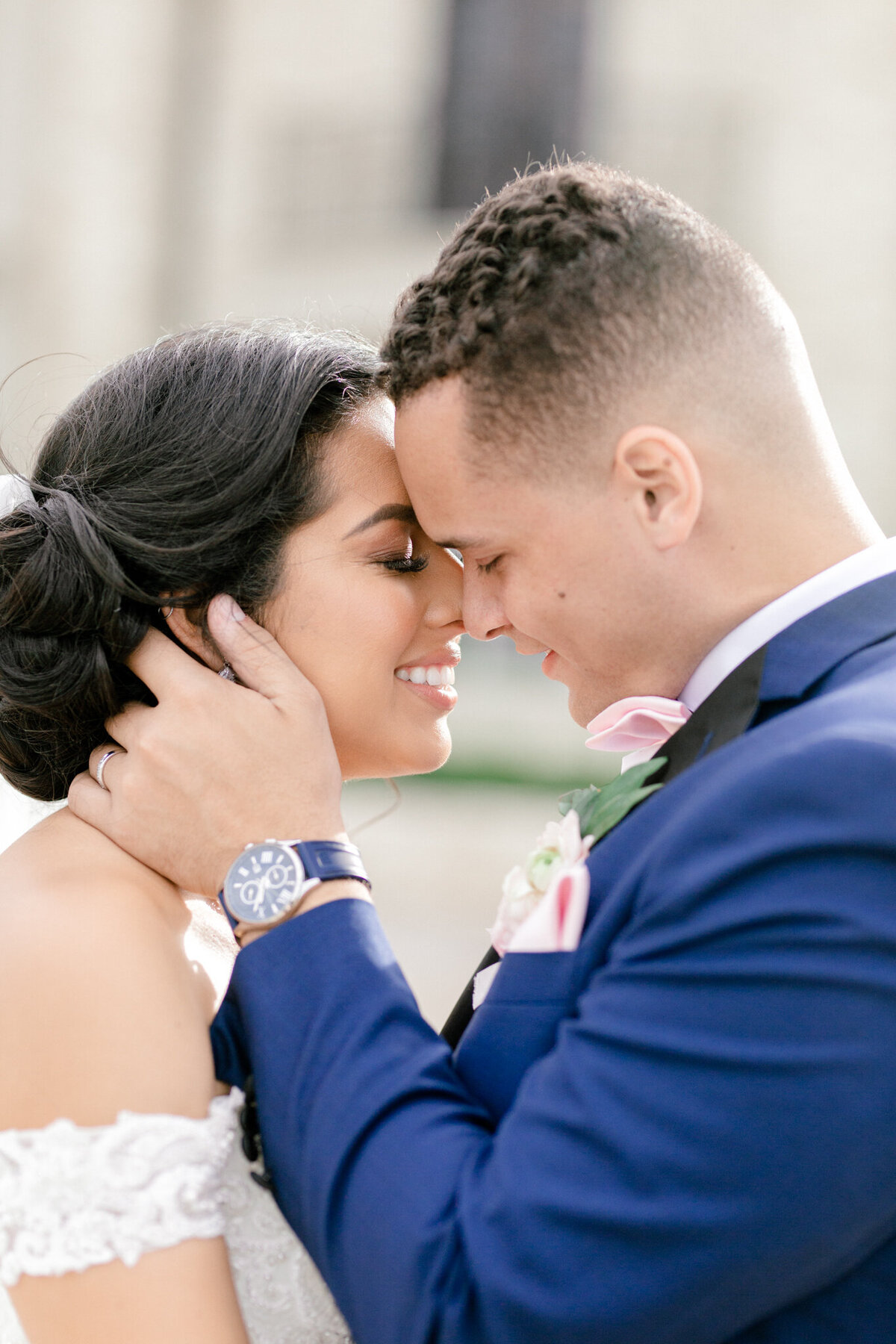 Jasmine & Josh Wedding at Knotting Hill Place | Dallas DFW Wedding Photographer | Sami Kathryn Photography-1