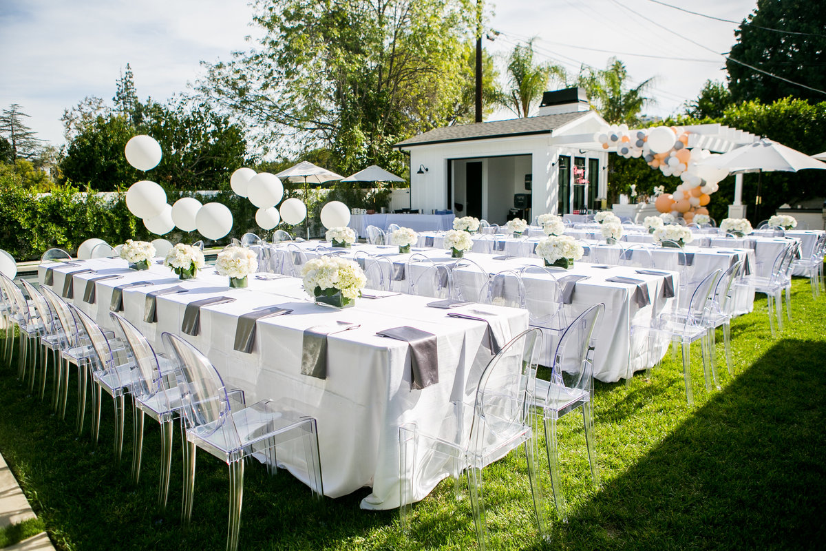 Savvy Events Los Angeles Event Planner Baby ShowereventA-42