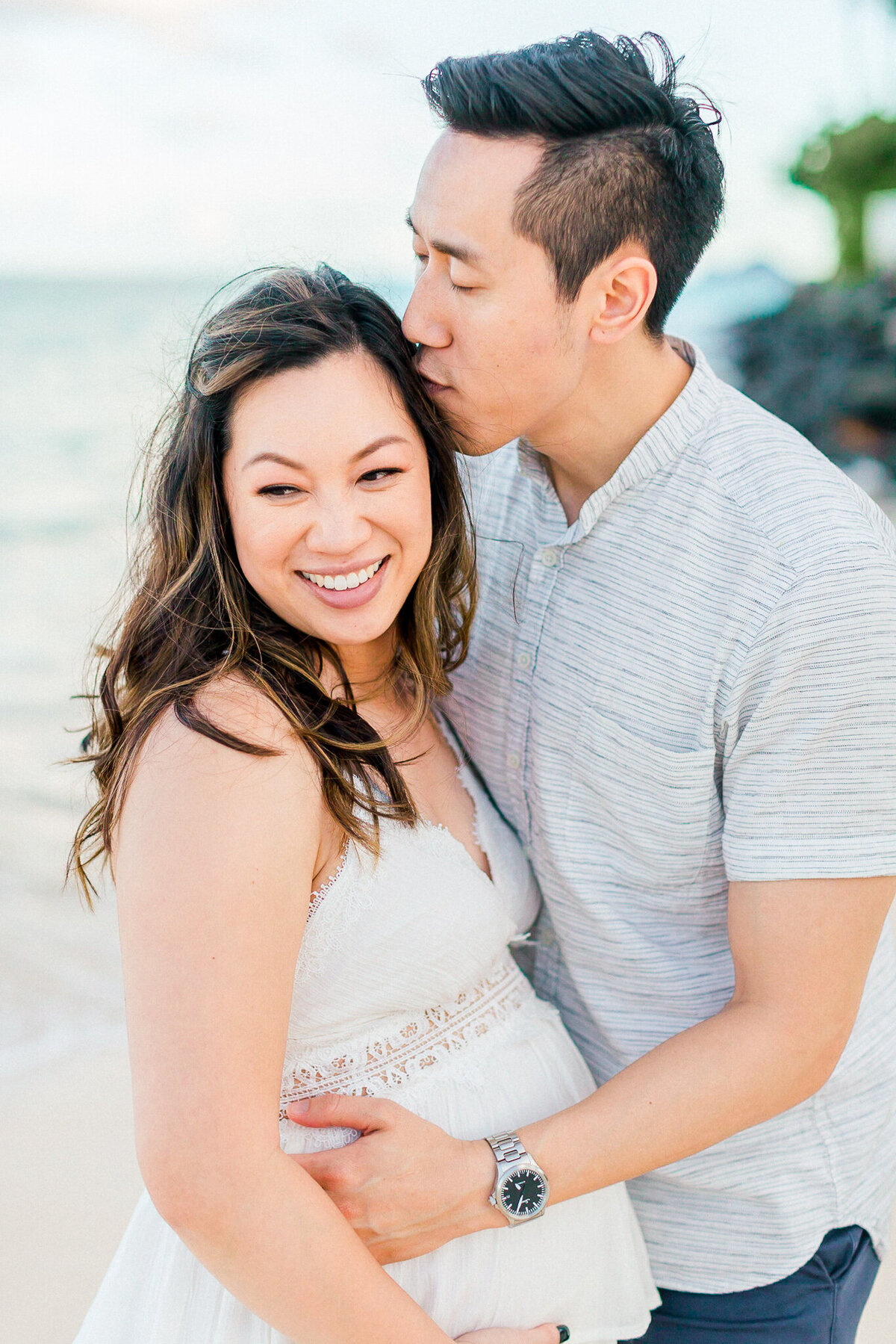 Blog-lanikai beach maternity session by hawaii maternity photographer veronica ilioi photography-0039