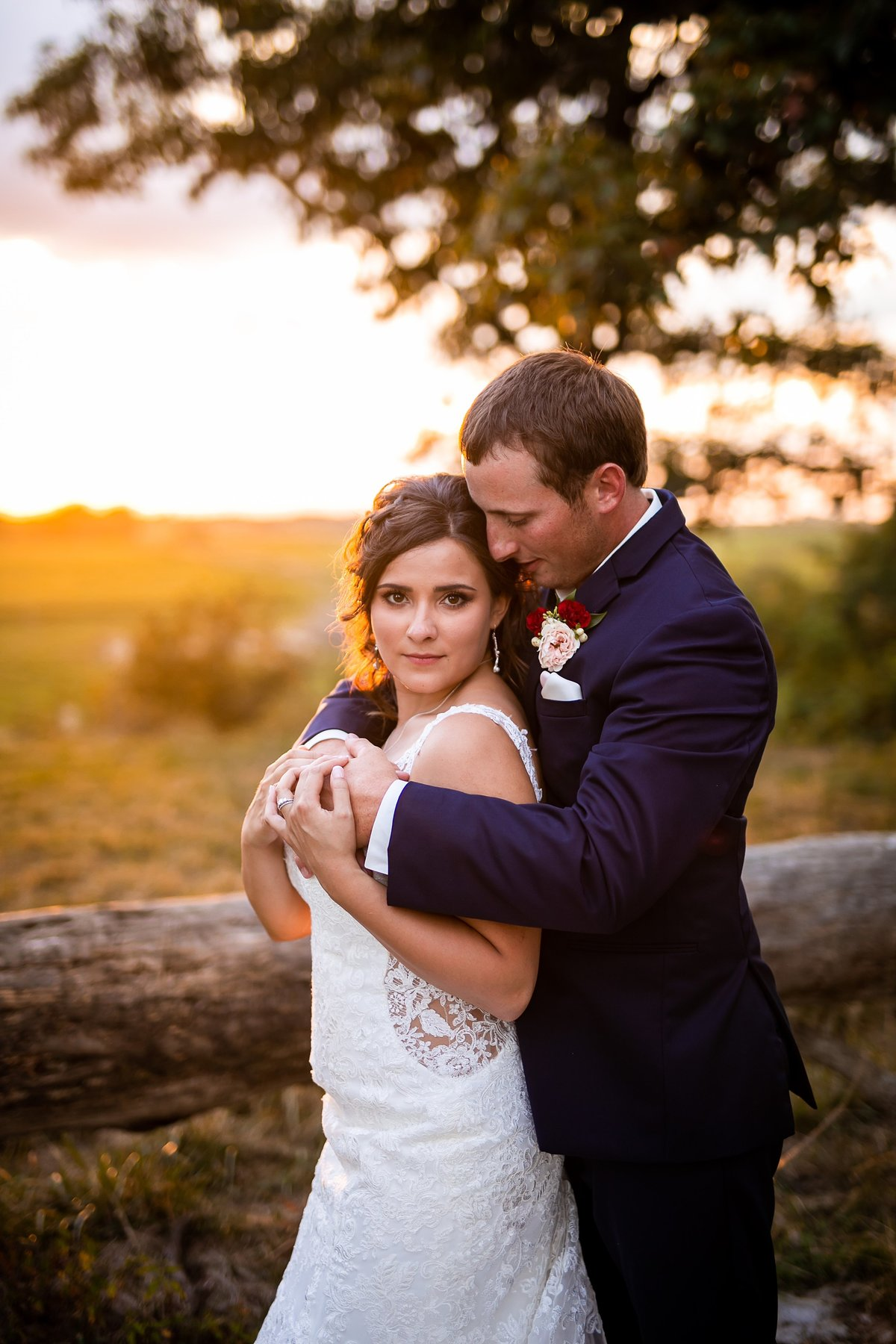 barn-outdoor-pond-wedding-burgundy-blush-sunset-4341