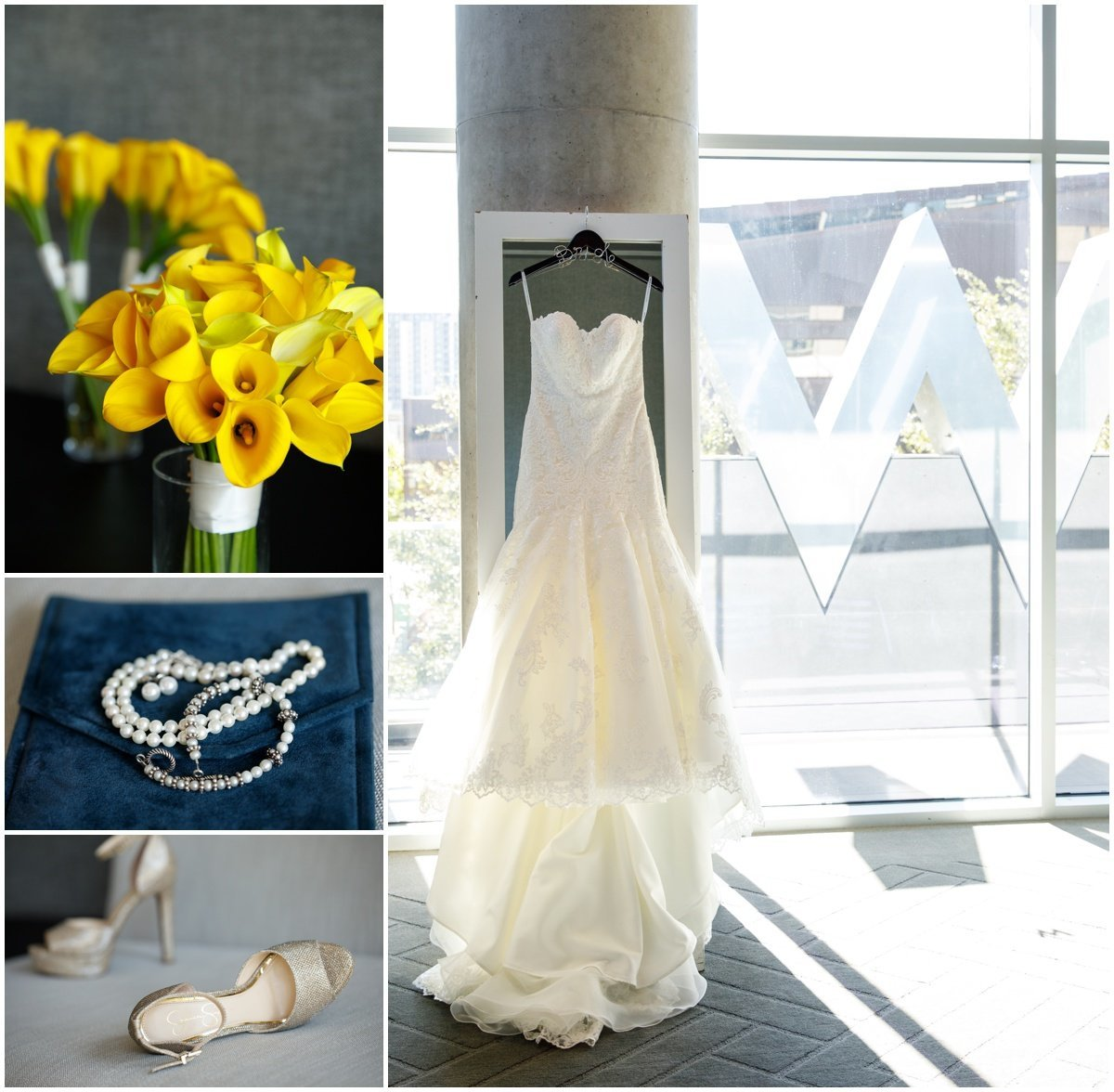 Austin wedding photographer w hotel wedding photographer bride details