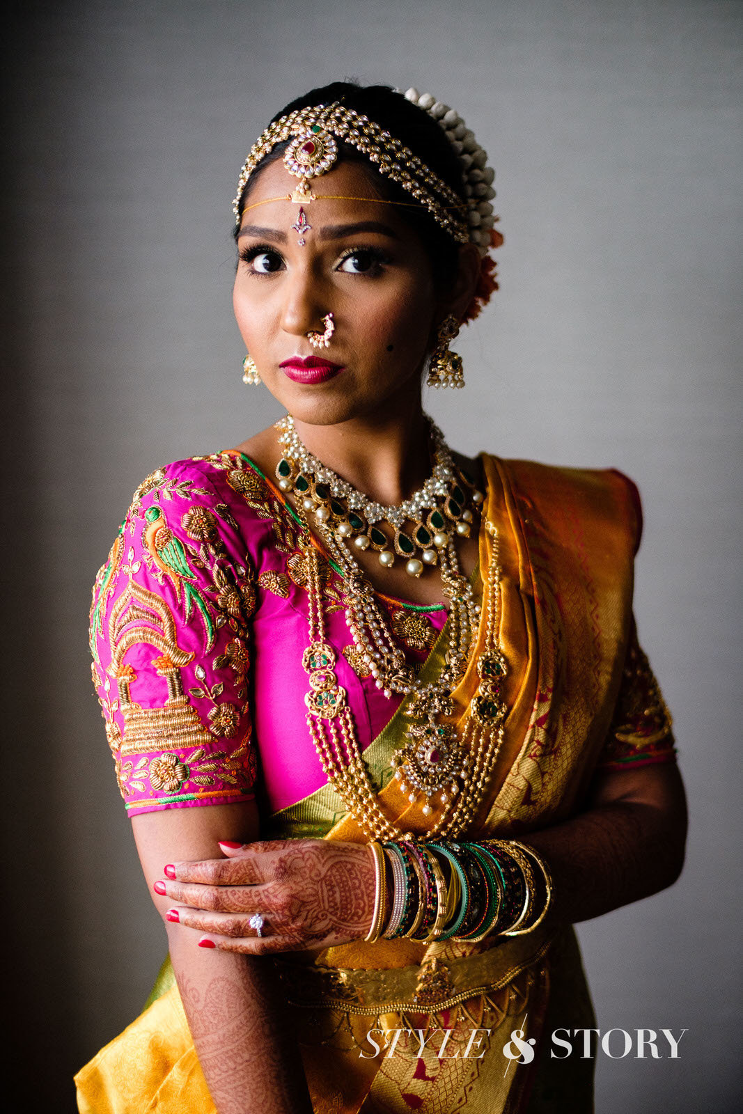 Columbus Indian Wedding Photographers | Style & Story