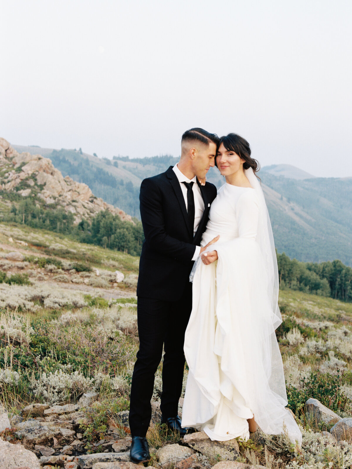 Kylie and Mitch Utah Bridal Session 70