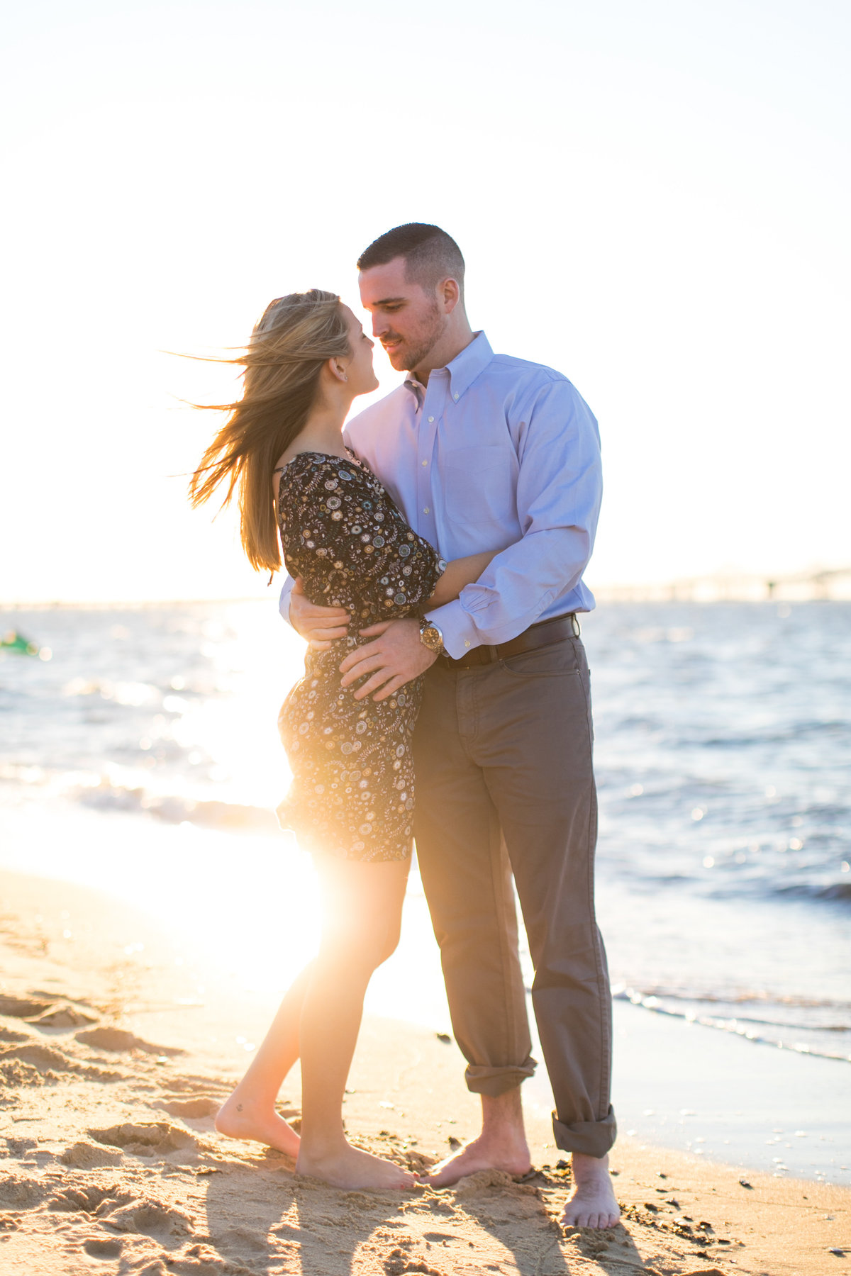 Beach-Engagement-Session-Terrapin-Park