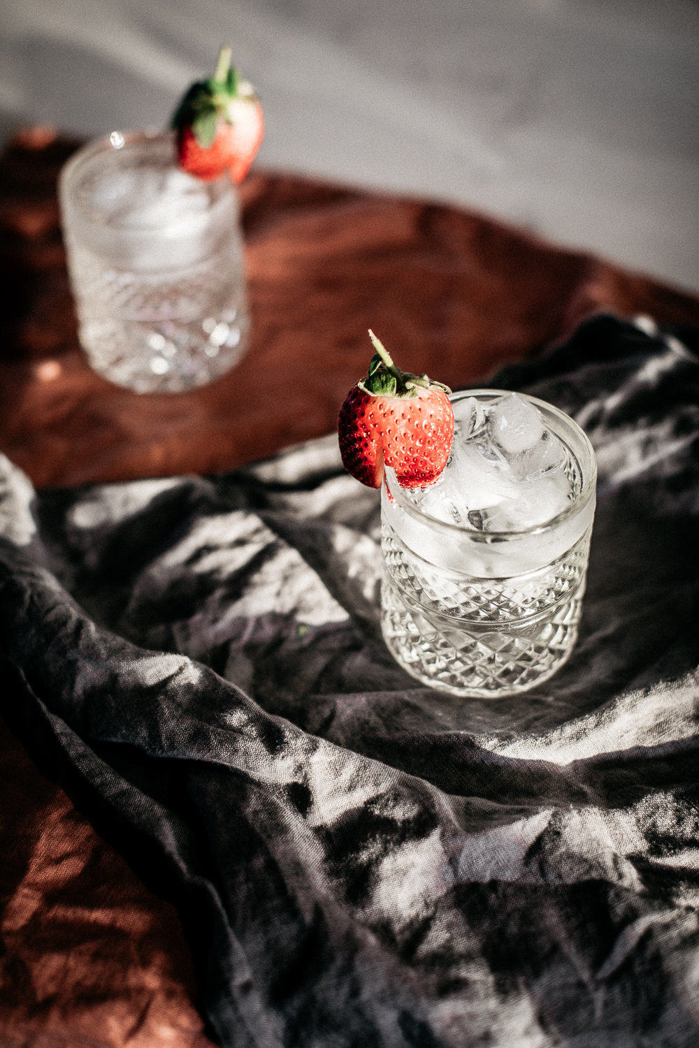 I Love Linen - Strawberry Water - Anisa Sabet - The Macadames - Food Travel Lifestyle Photographer-63