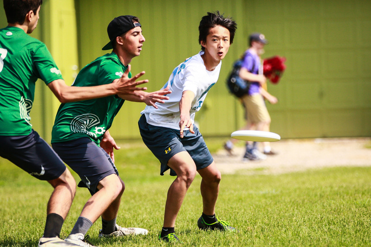 Hall-Potvin Photography Vermont Ultimate Frisbee Sports Photographer-5