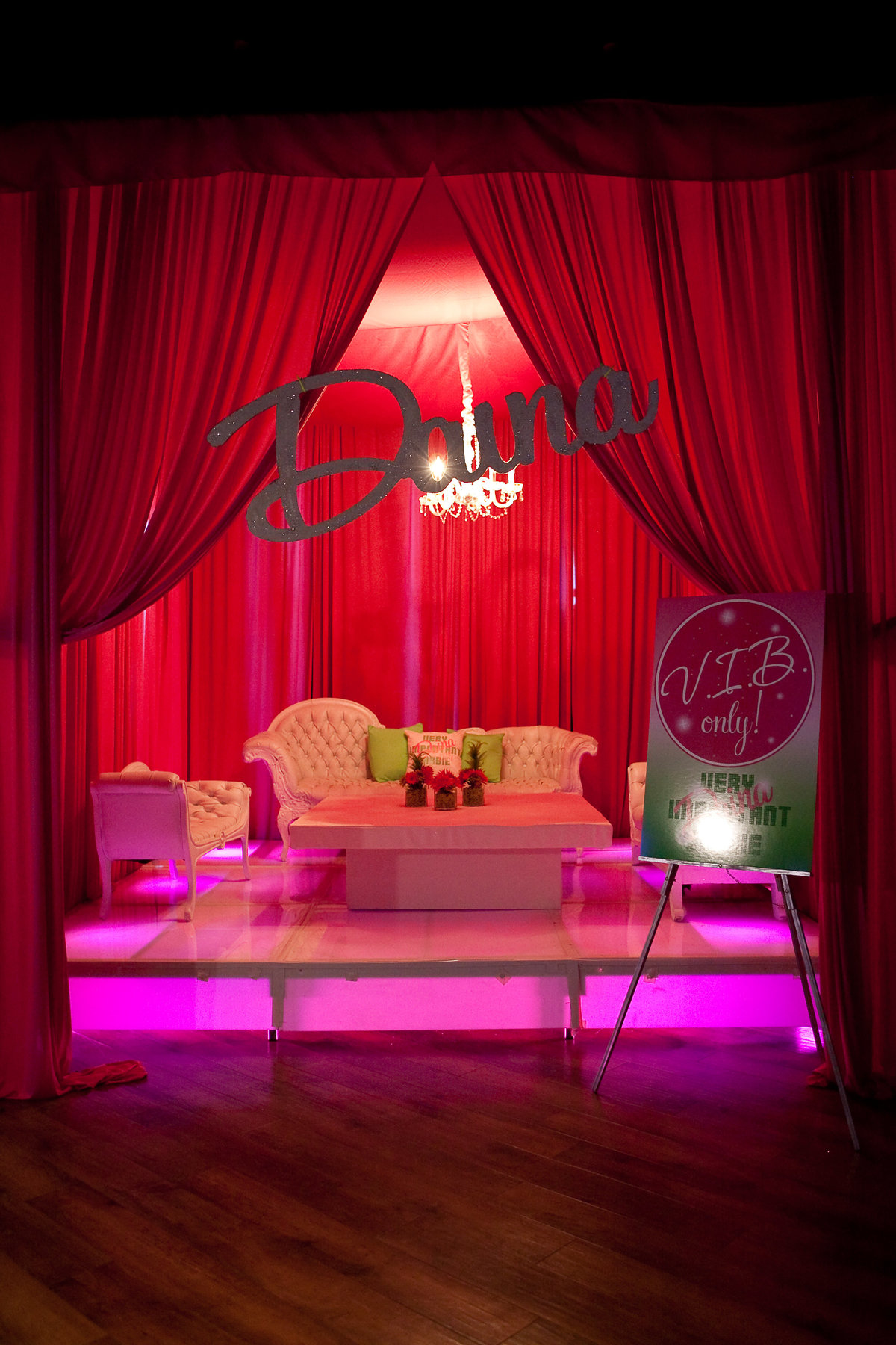 Barbie themed pink green birthday party New Jersey Event Planner NJ Event Designer 13