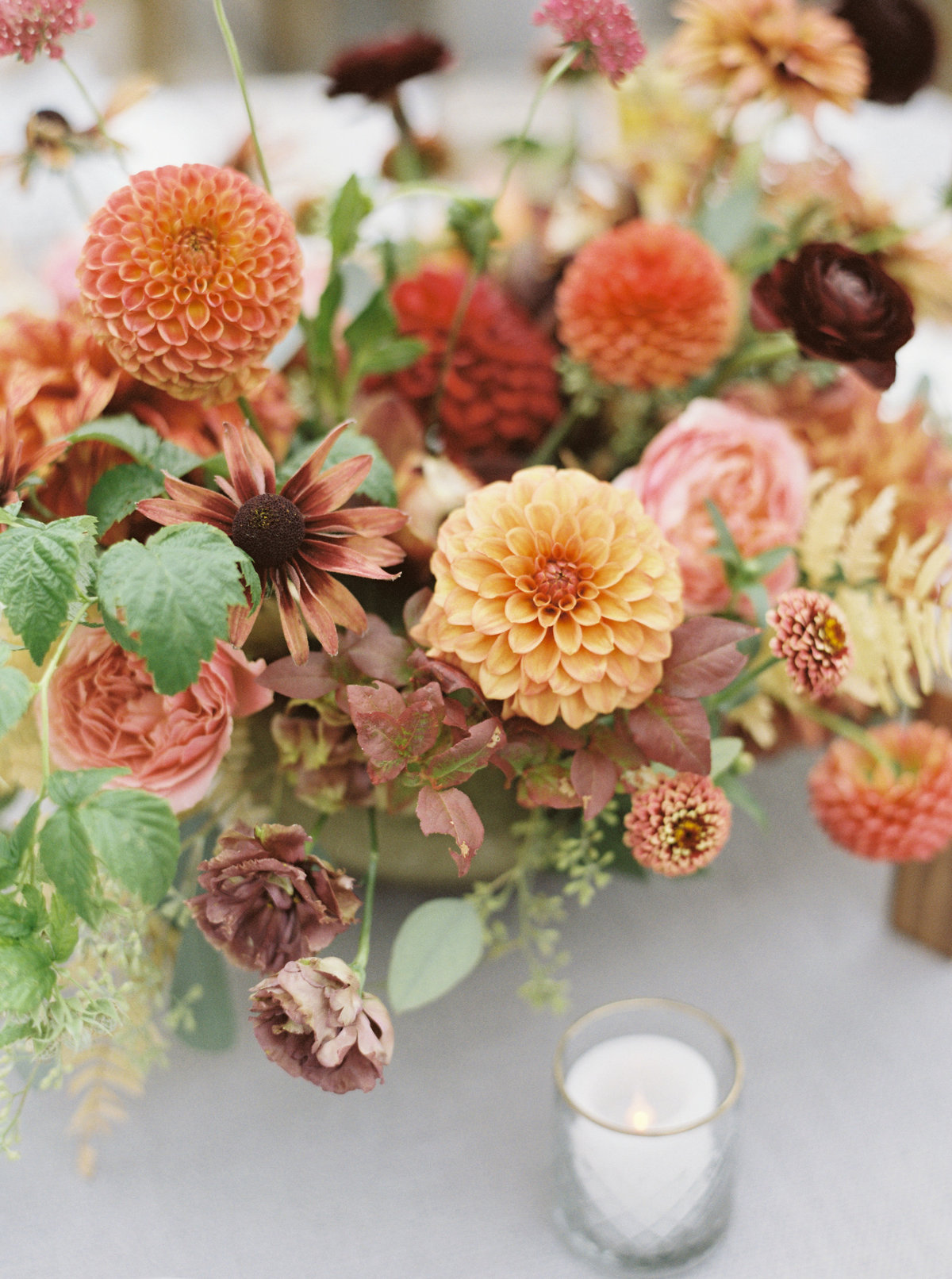 Fall Montana Wedding