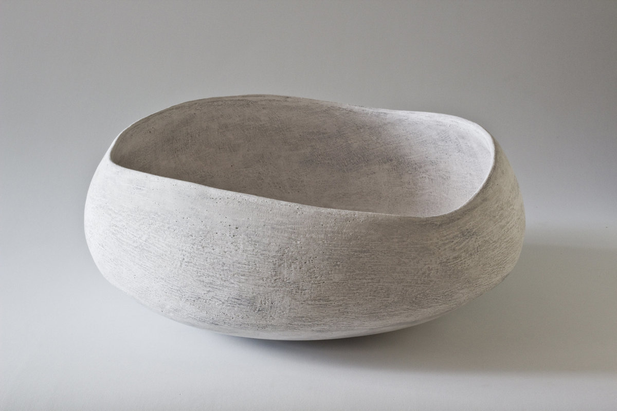 Yasha-Butler-Ceramic-Sculpture-Bowl-White-Lithic_3-3500px