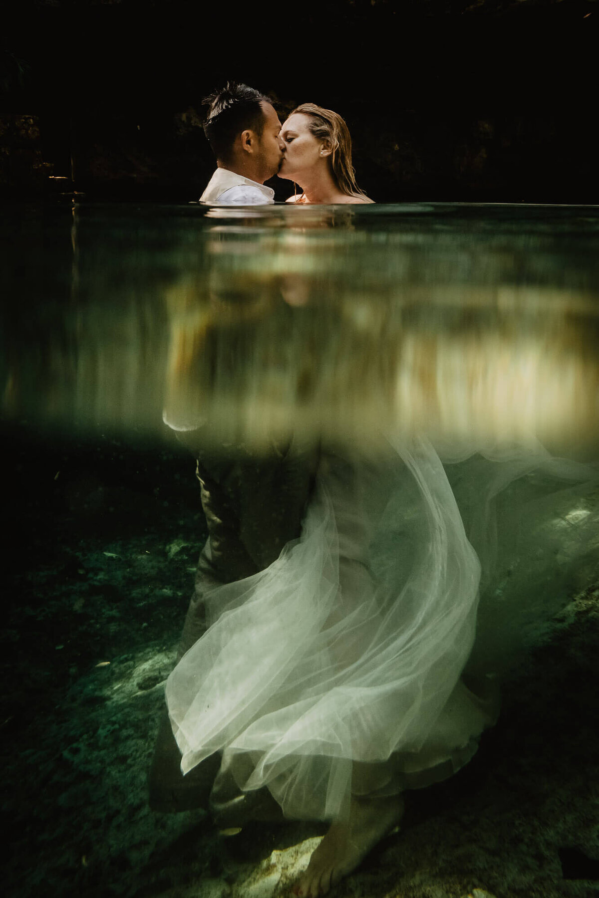 mexico fineart destinationwedding in playa del carmen photography by selene adores-060