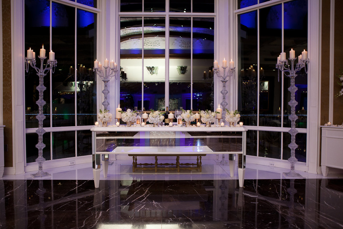 Westmount Country Club Wedding NJ Wedding Planner Emerald Green 10