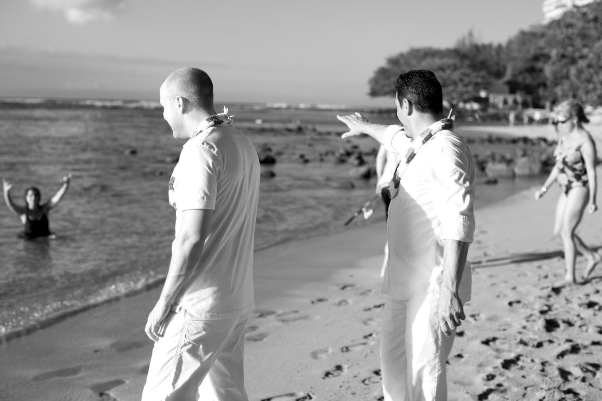 Hawaii LGBTQ Wedding