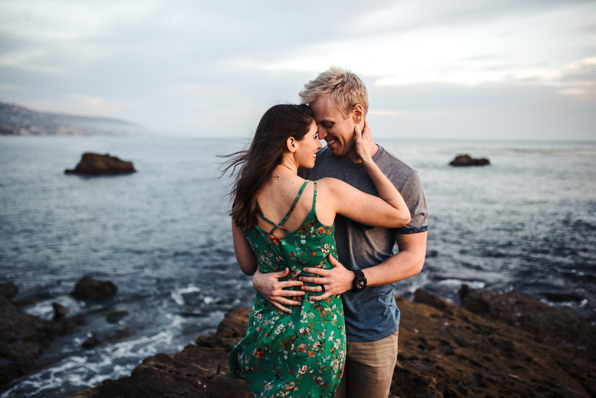 Laguna Beach Engagement Session - 066