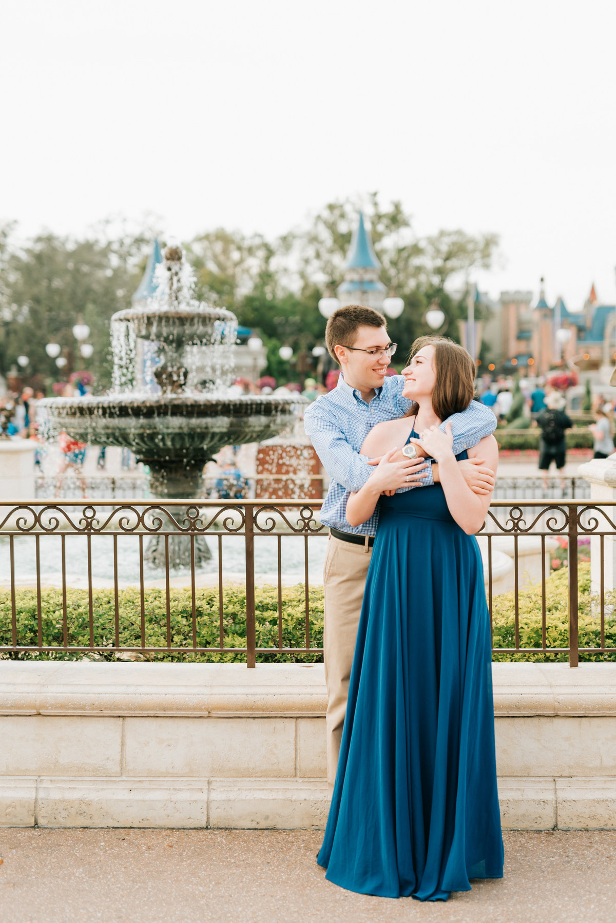 sierra and matt walt disney world engagement-251