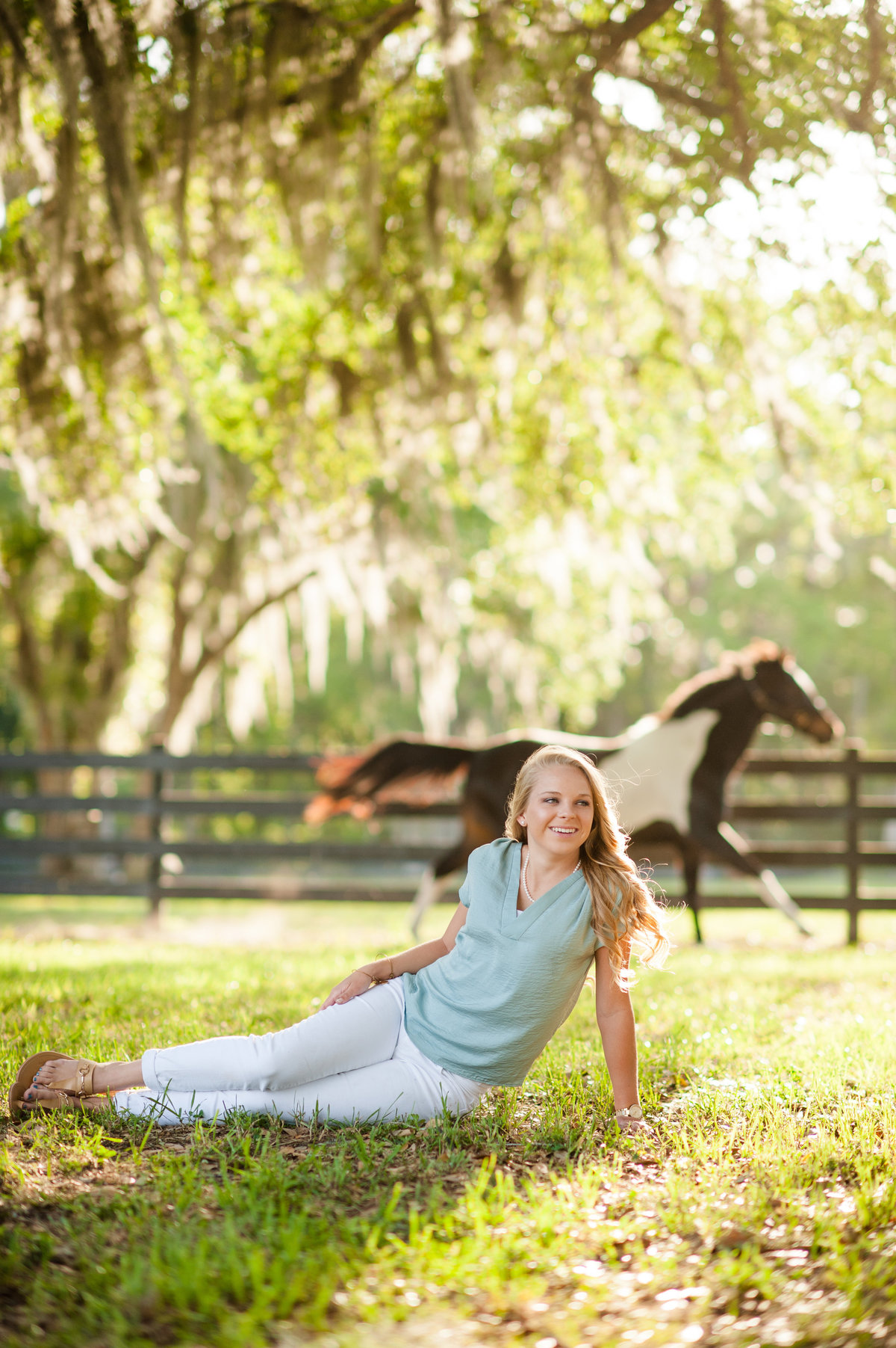 Equine Photography Senior Pictures